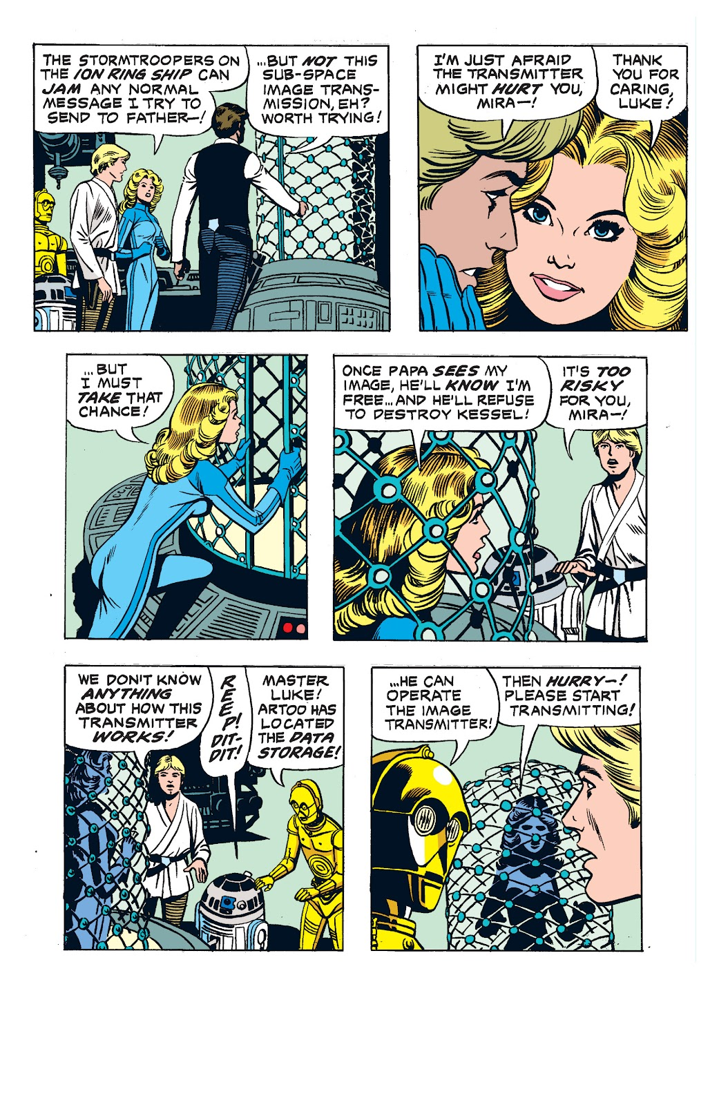 Read online Star Wars Legends: The Newspaper Strips - Epic Collection comic -  Issue # TPB (Part 2) - 90