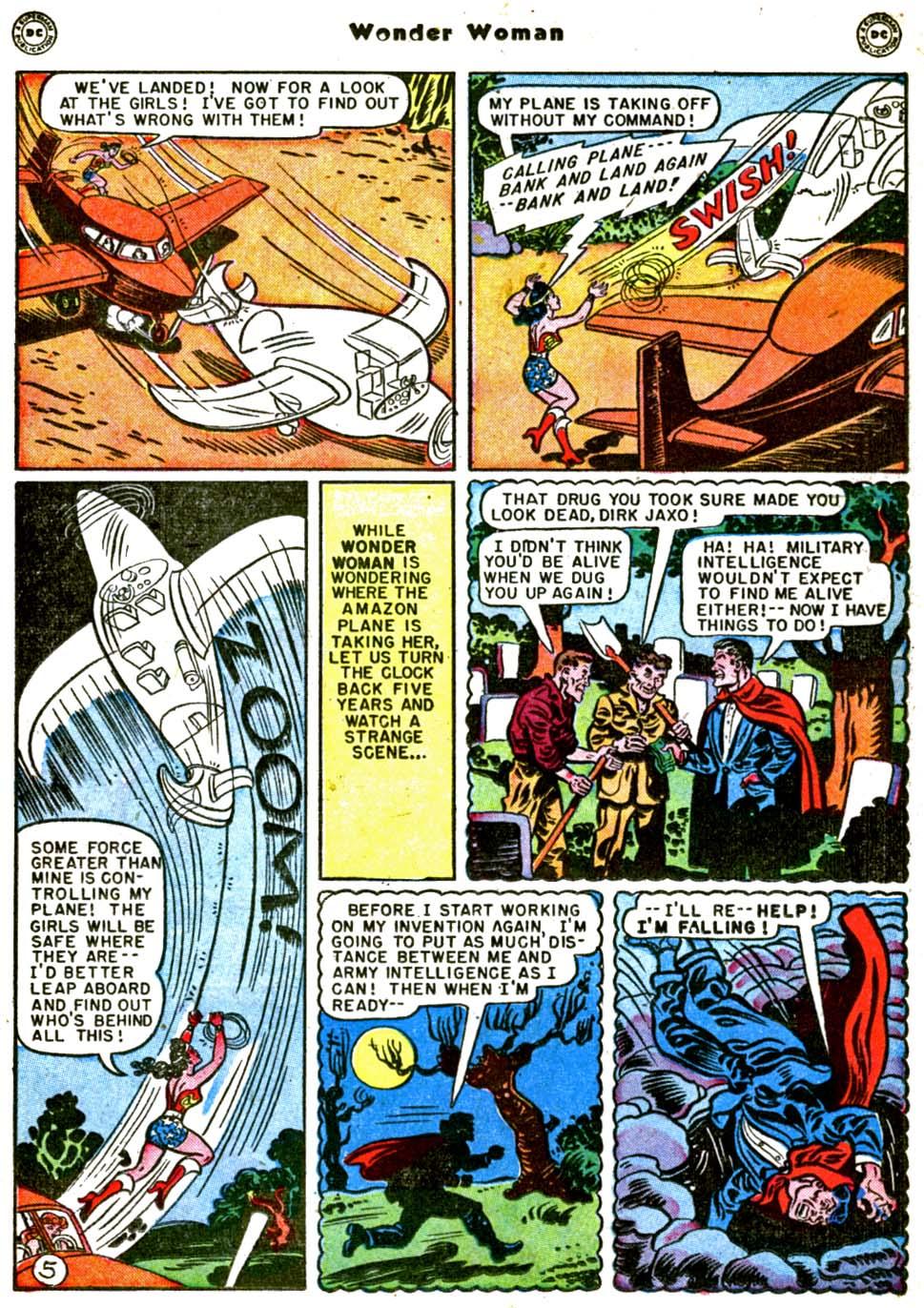 Read online Wonder Woman (1942) comic -  Issue #35 - 21