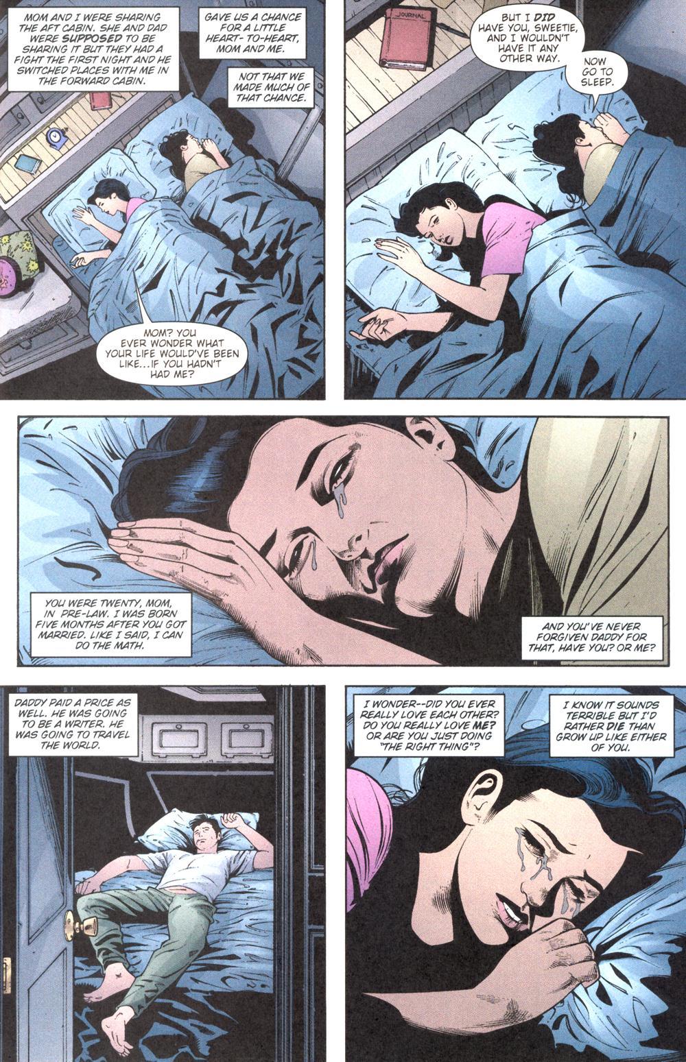 Read online Aquaman (2003) comic -  Issue #13 - 4