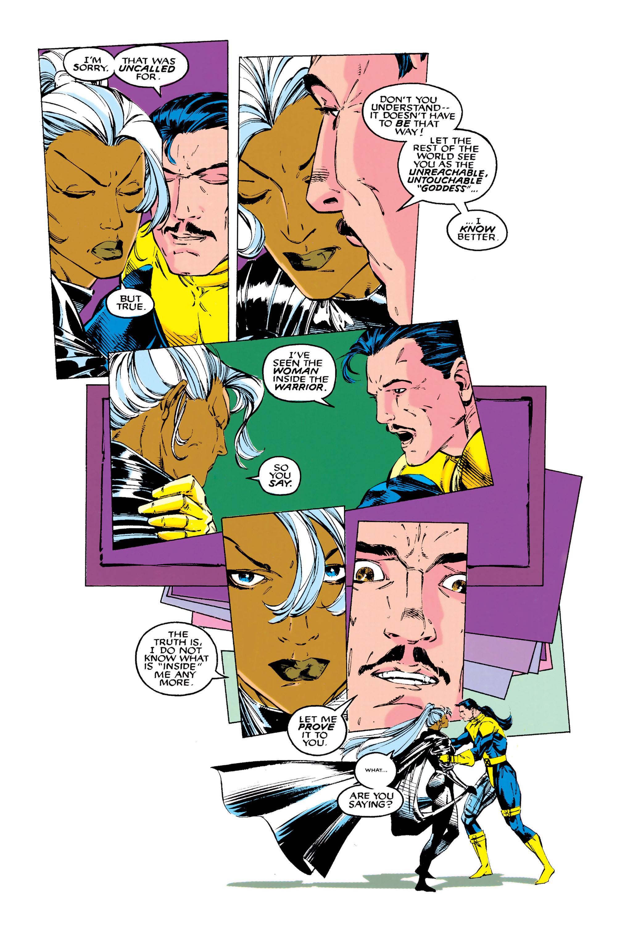 Read online Uncanny X-Men (1963) comic -  Issue #289 - 17