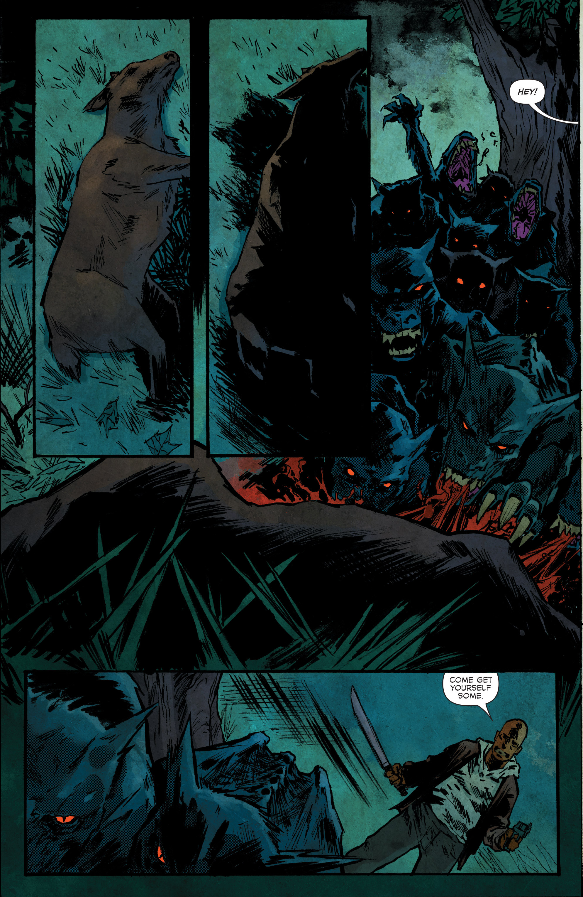 Read online Hoax Hunters (2012) comic -  Issue # TPB 3 - 87