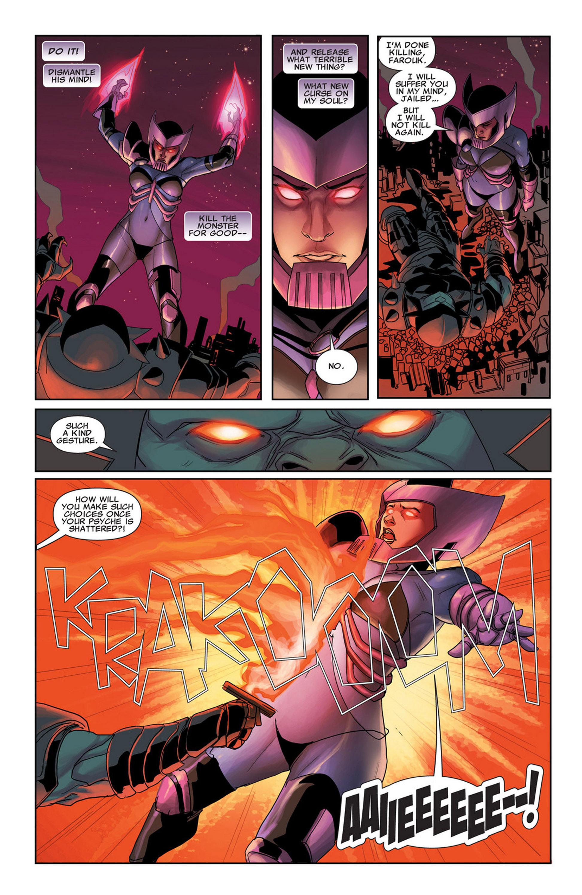 Uncanny X-Force (2010) #33 #35 - English 17
