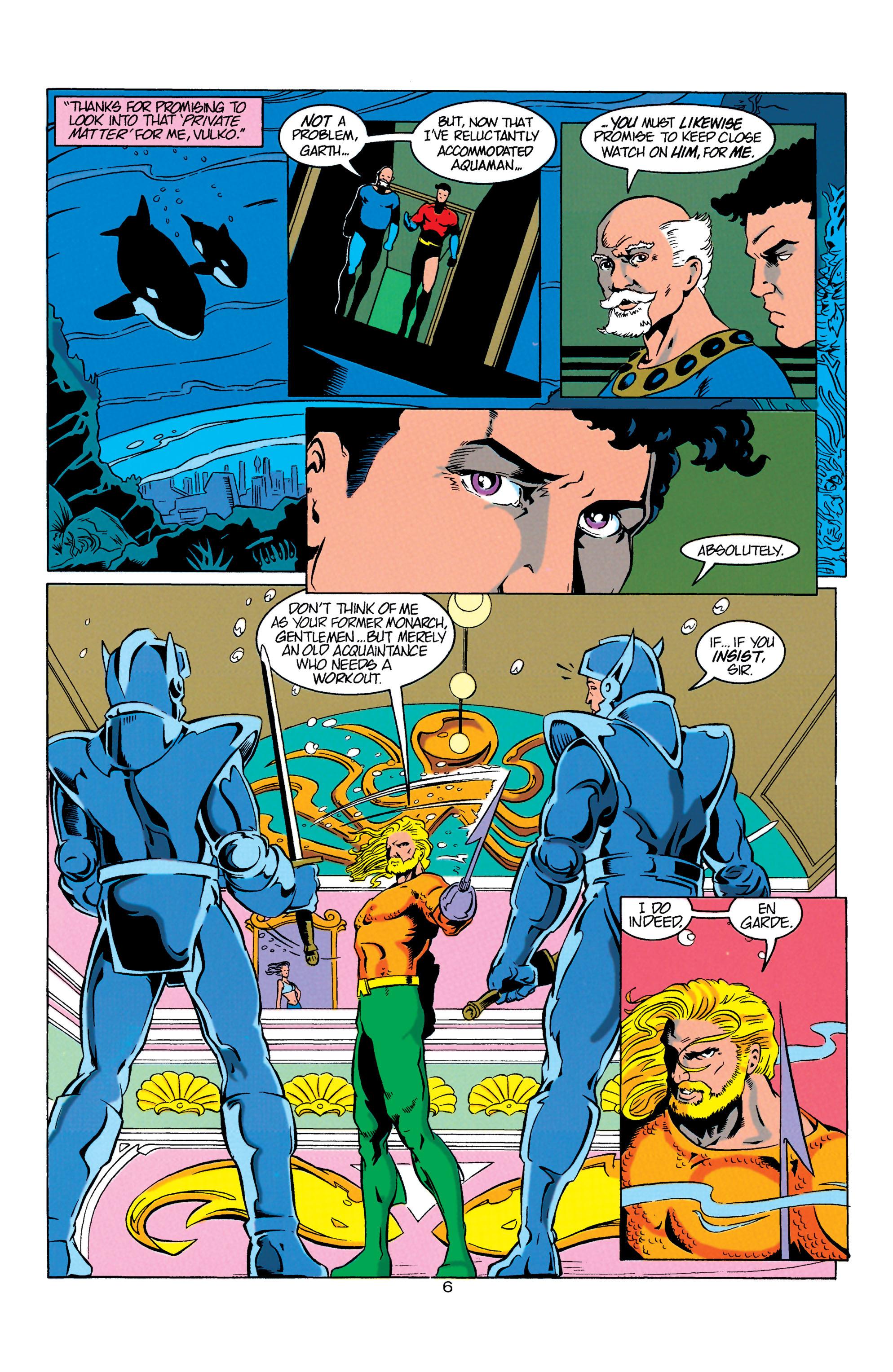 Read online Aquaman (1994) comic -  Issue #3 - 6