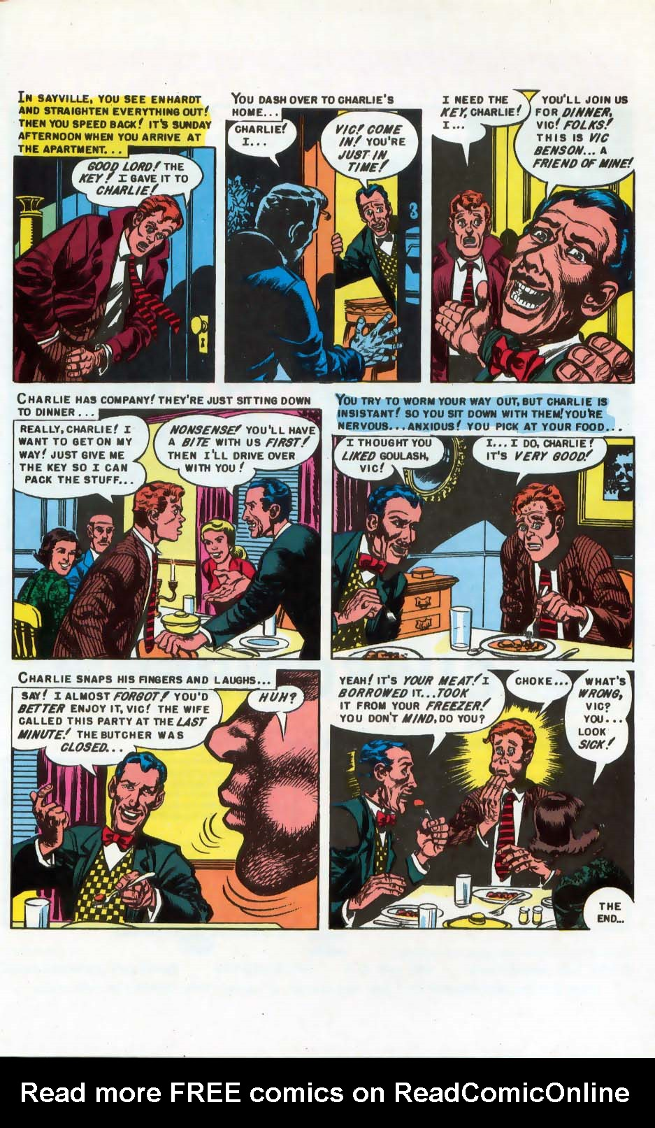 Read online Shock SuspenStories comic -  Issue #5 - 29