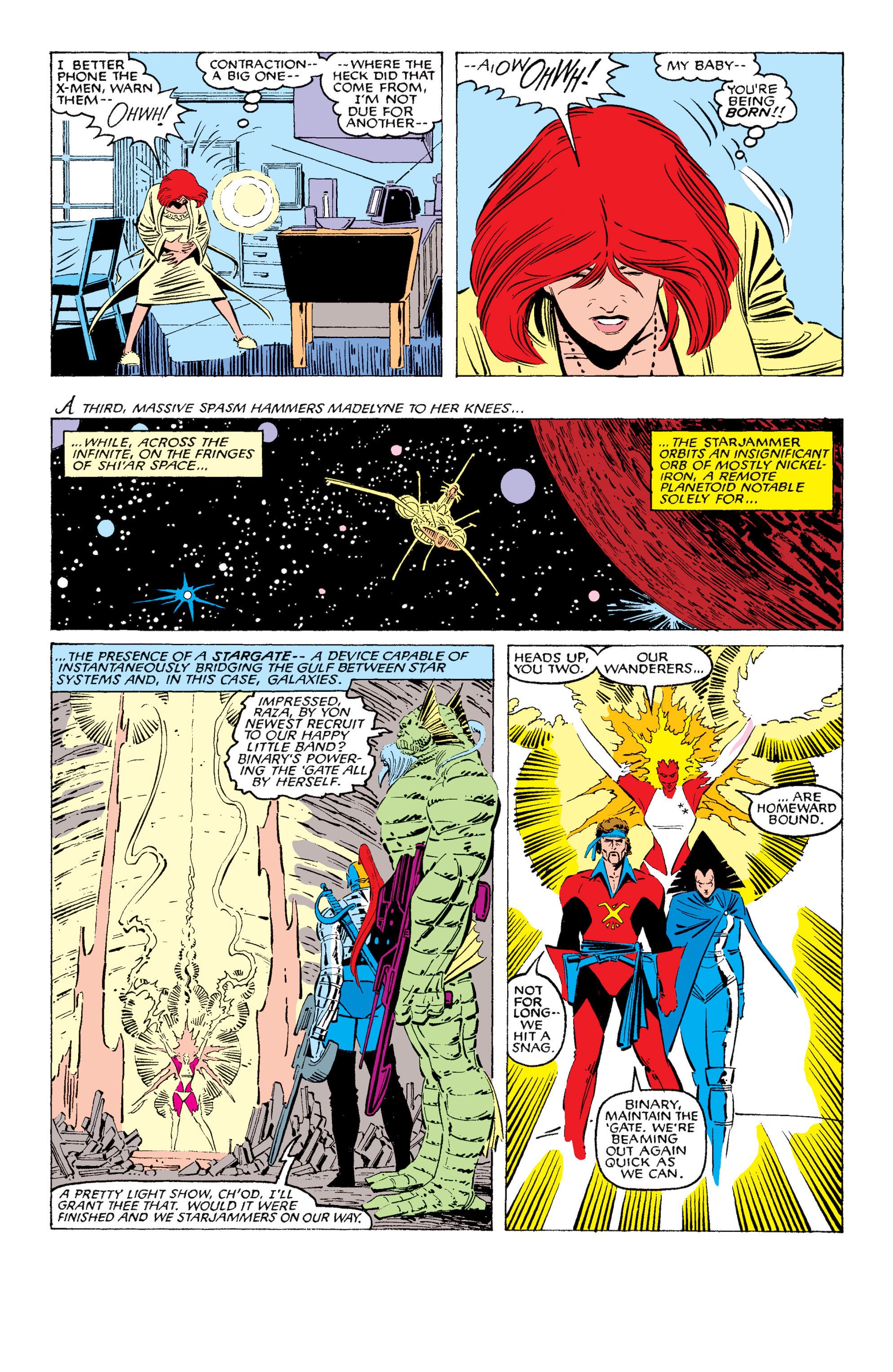 Read online Uncanny X-Men (1963) comic -  Issue #200 - 22