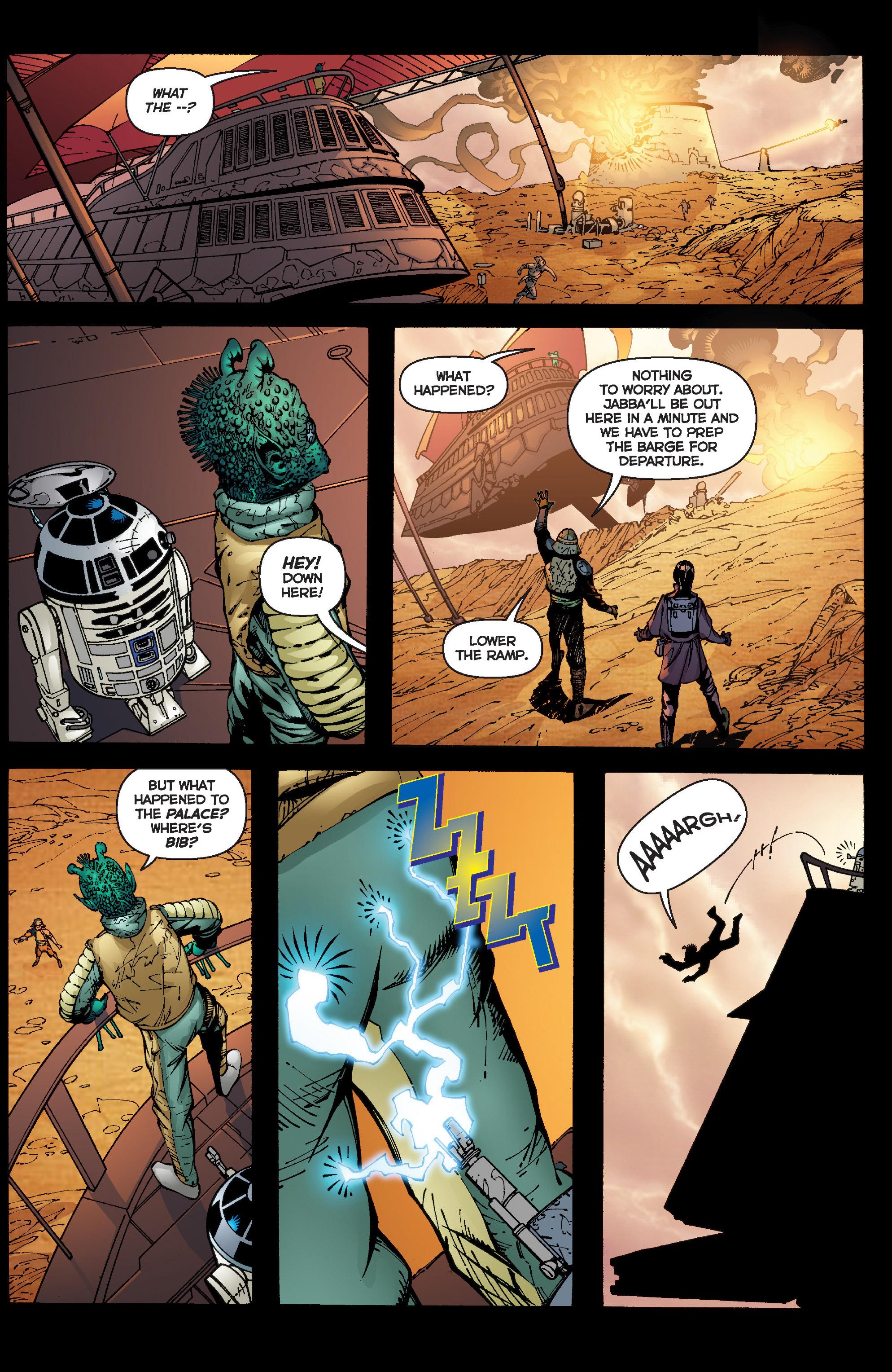 Read online Star Wars Omnibus comic -  Issue # Vol. 27 - 197