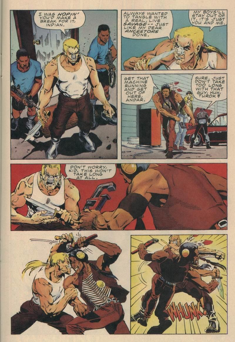 Read online Turok, Dinosaur Hunter (1993) comic -  Issue #6 - 18