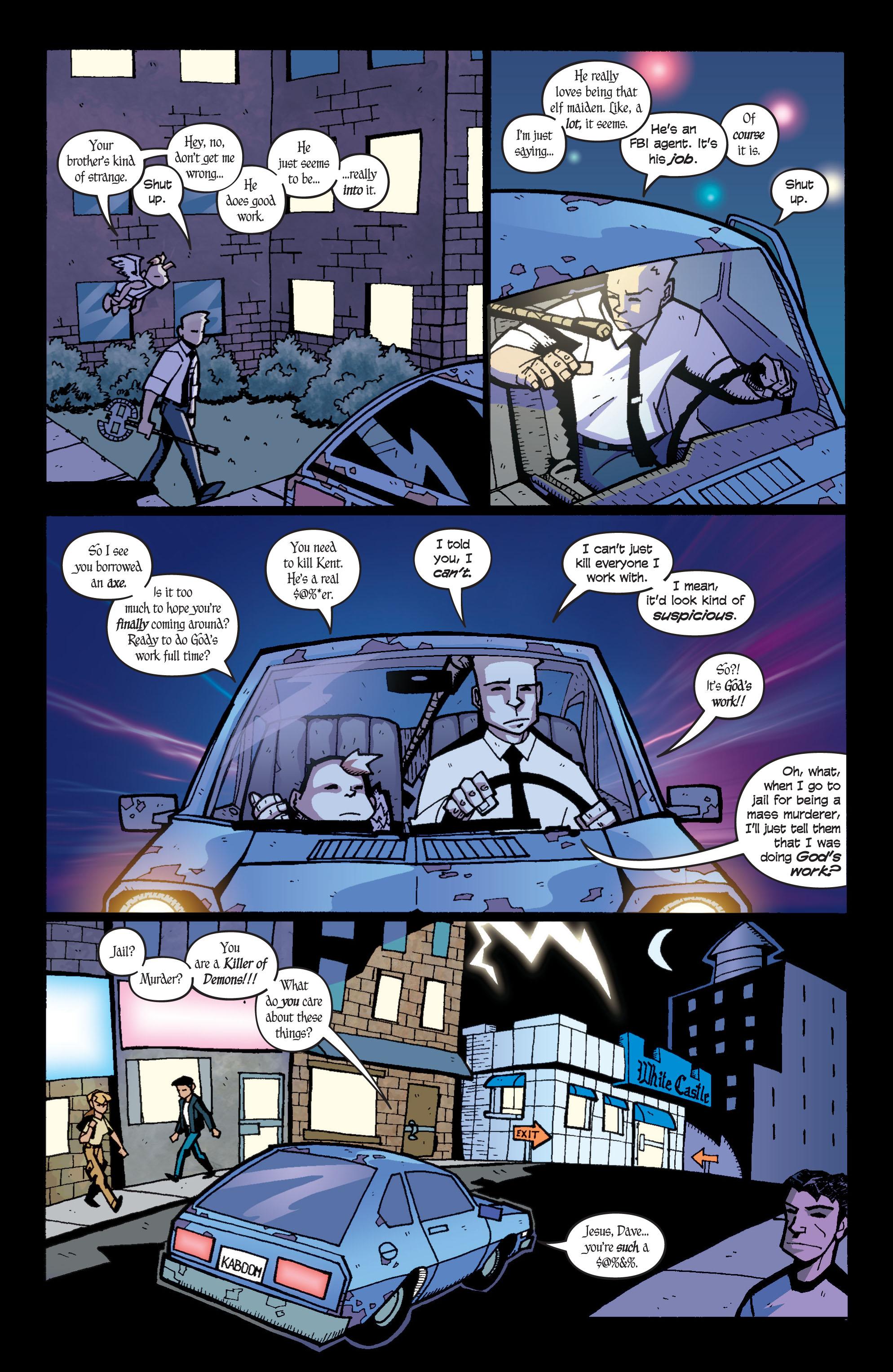 Read online Killer Of Demons comic -  Issue #1 - 22
