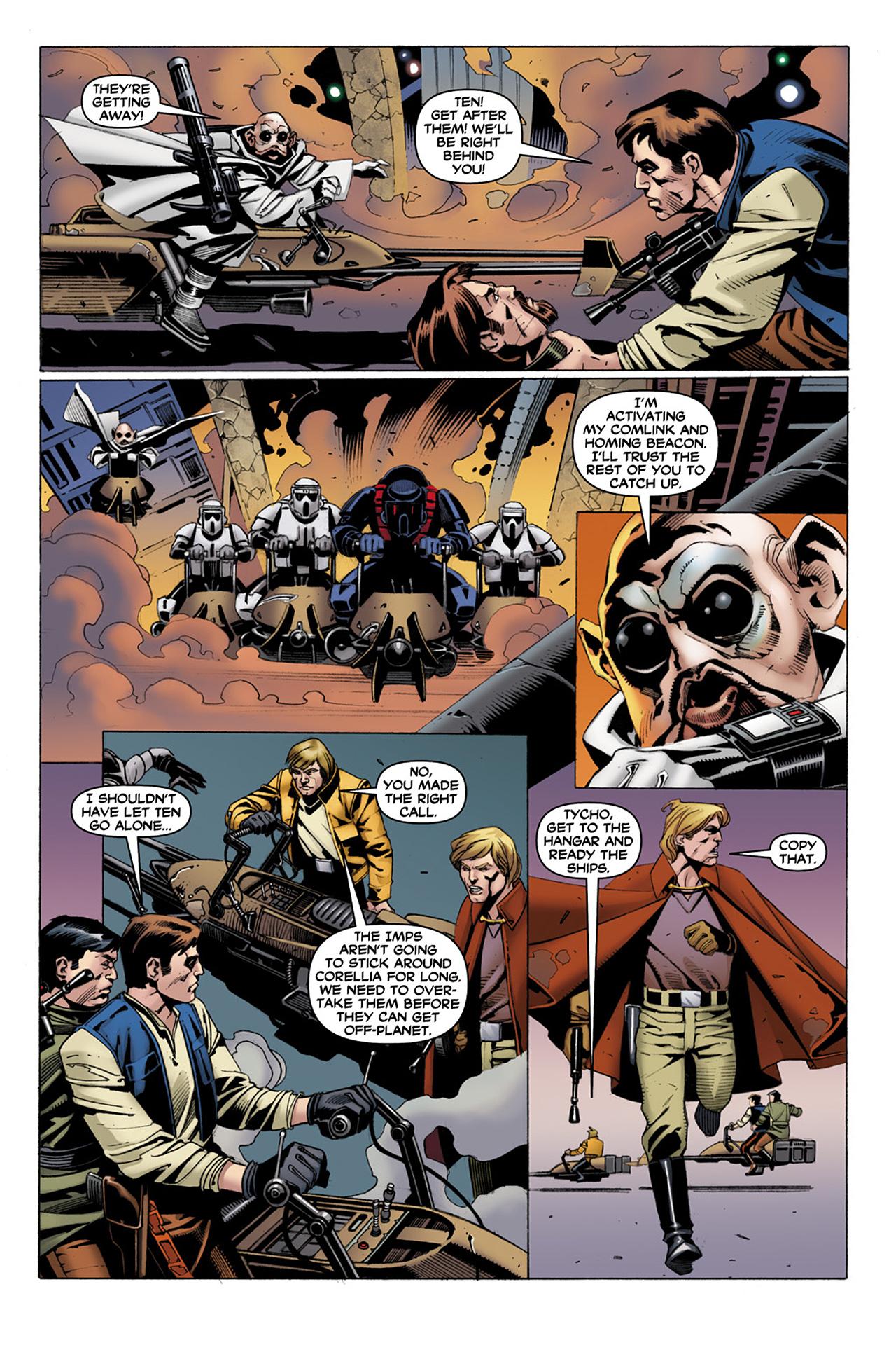 Read online Star Wars Omnibus comic -  Issue # Vol. 1 - 37