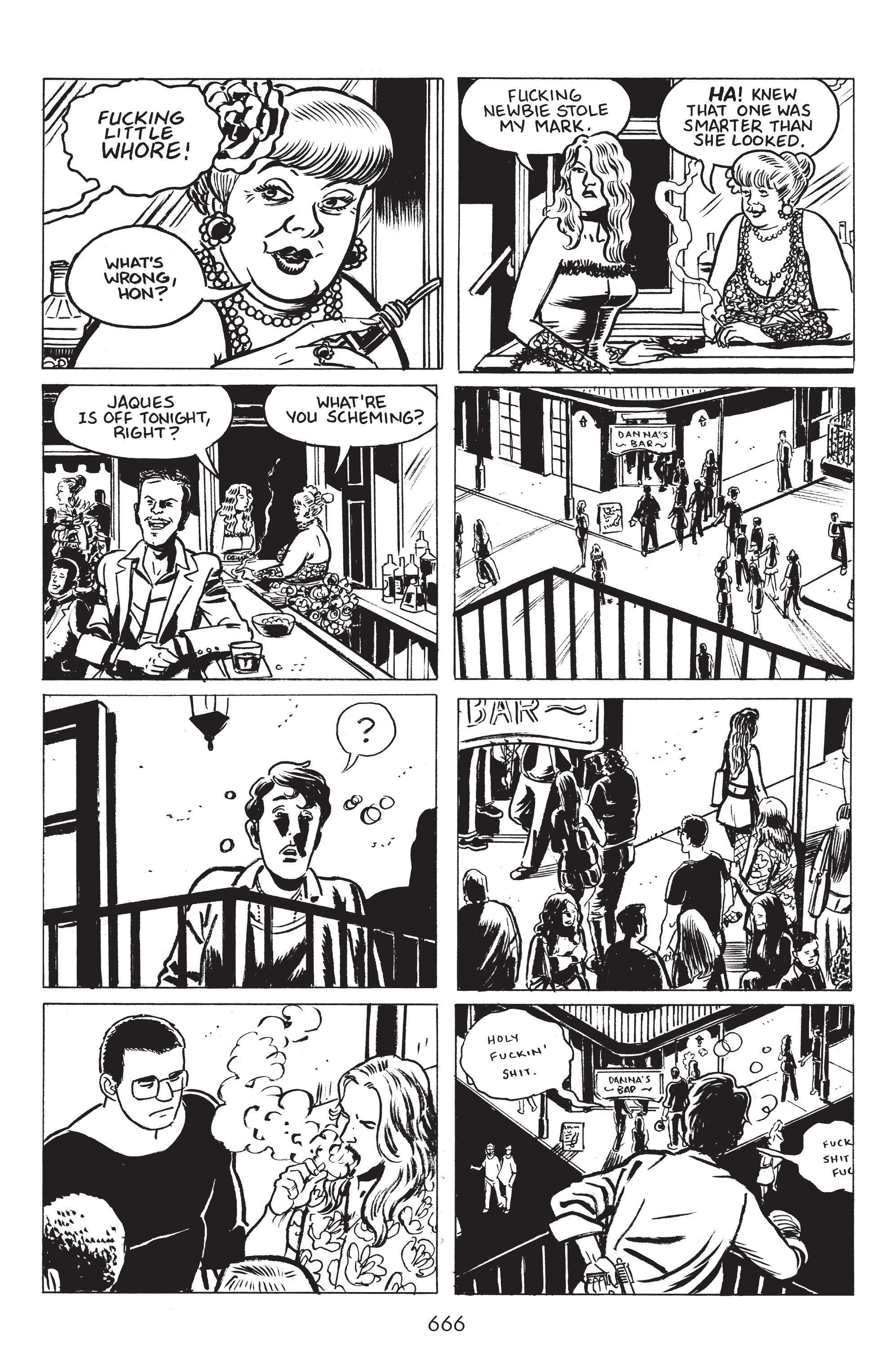 Read online Stray Bullets: Sunshine & Roses comic -  Issue #24 - 21