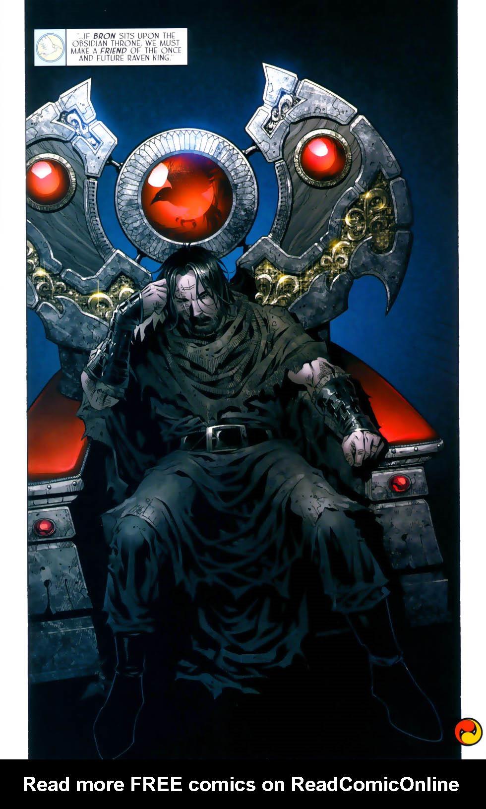 Read online Scion comic -  Issue #31 - 23