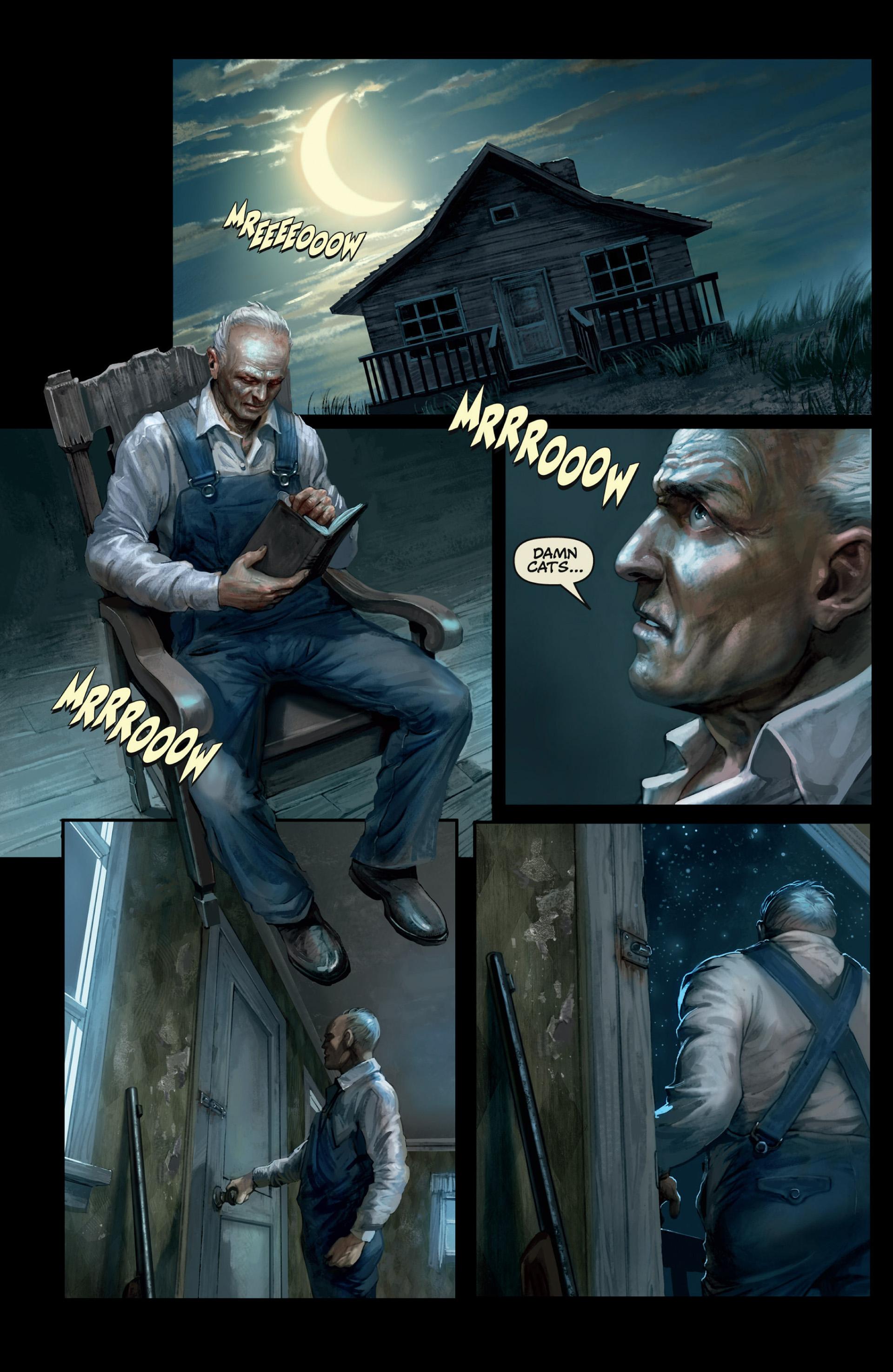 Read online Abattoir comic -  Issue #3 - 22