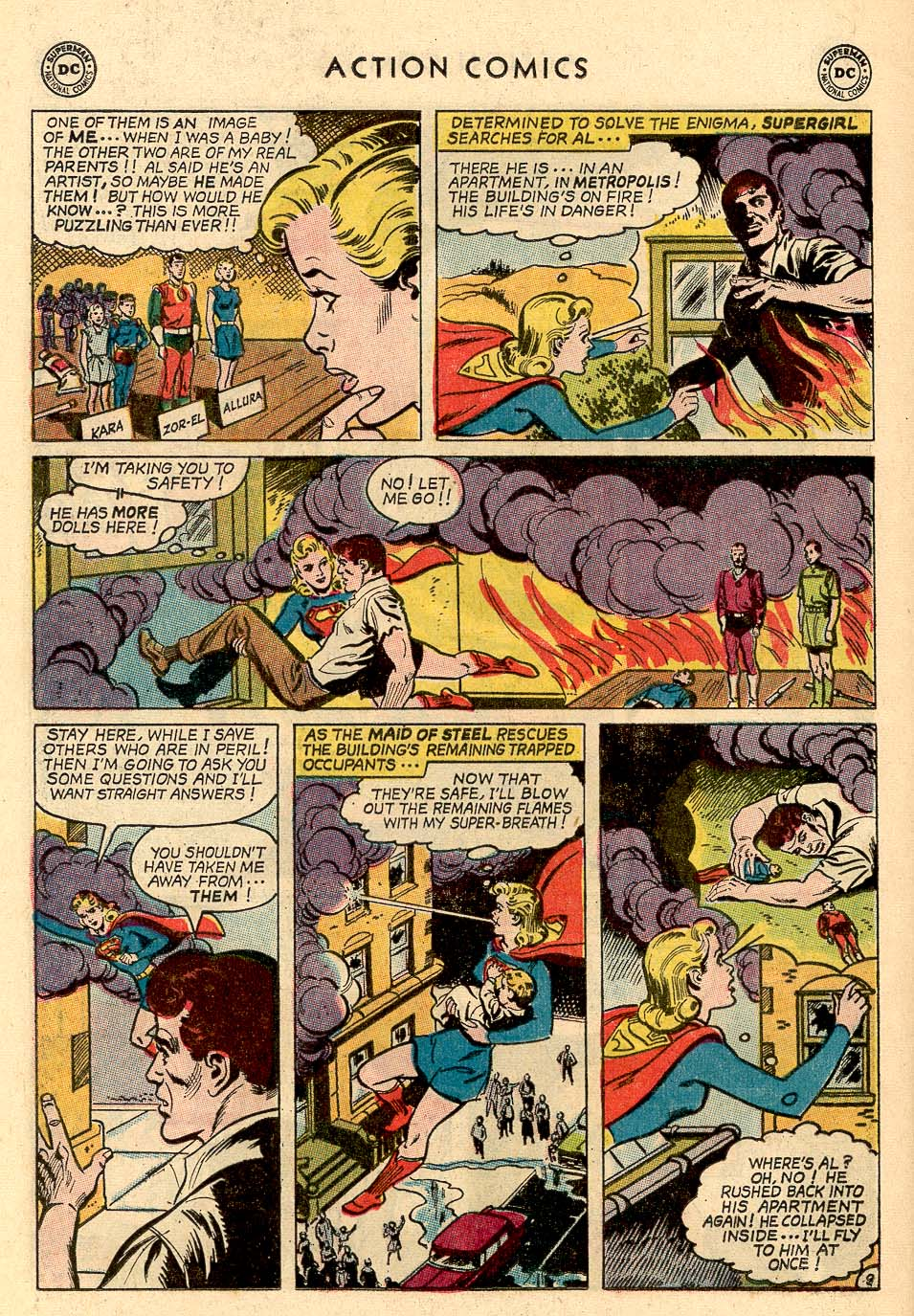 Read online Action Comics (1938) comic -  Issue #326 - 28