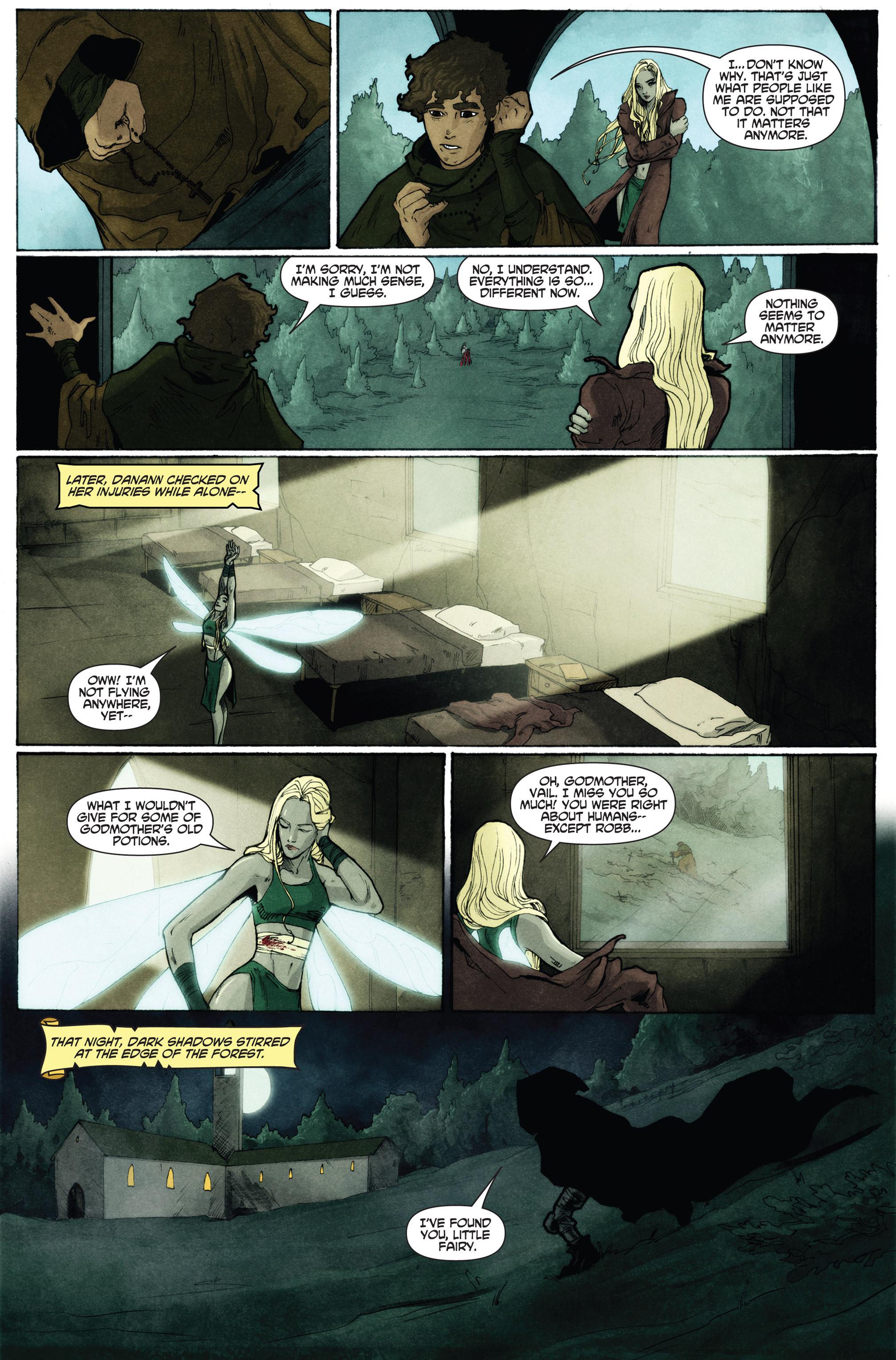 Read online Plague comic -  Issue #2 - 8