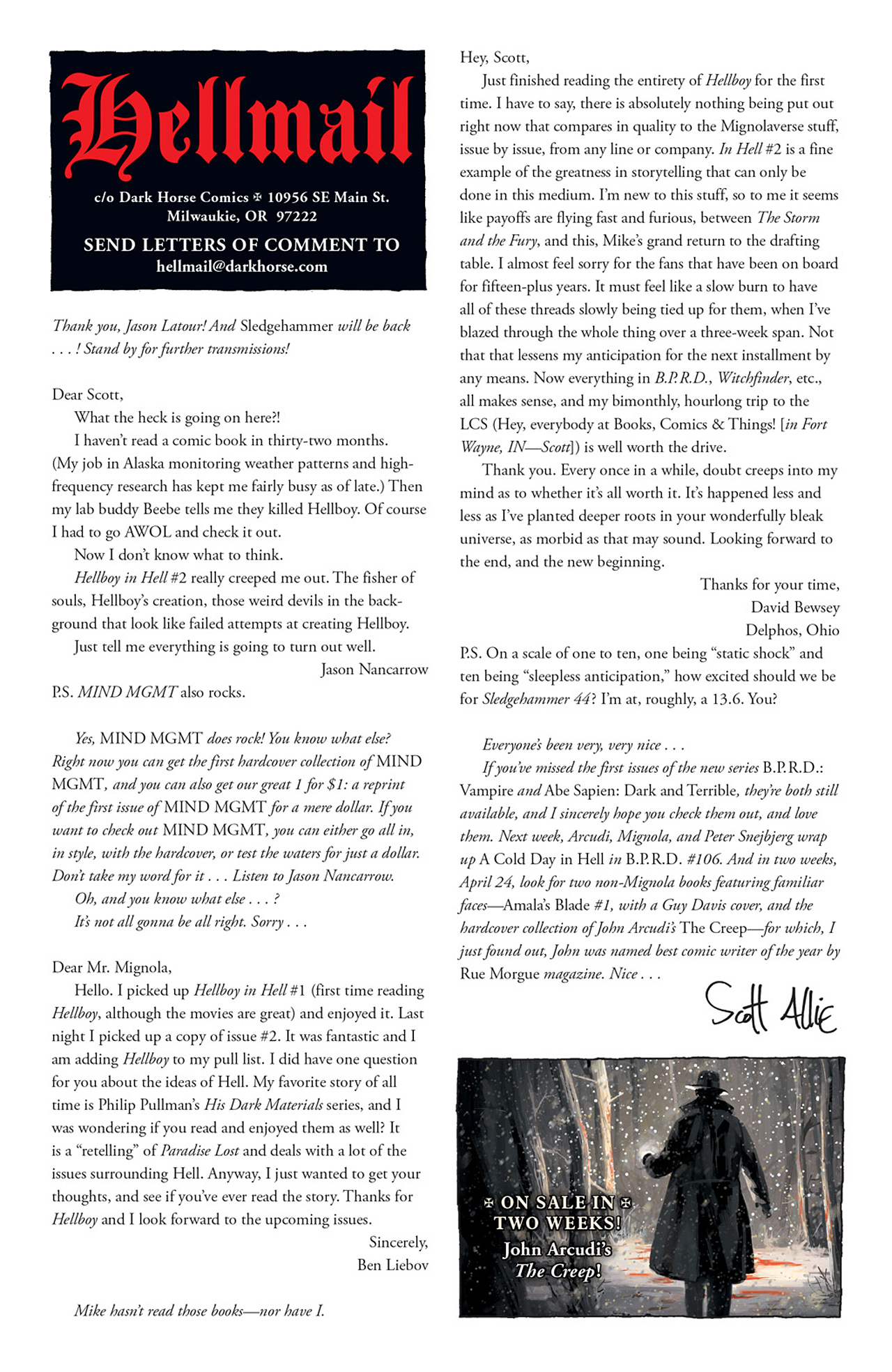 Read online Sledgehammer 44 comic -  Issue #2 - 25