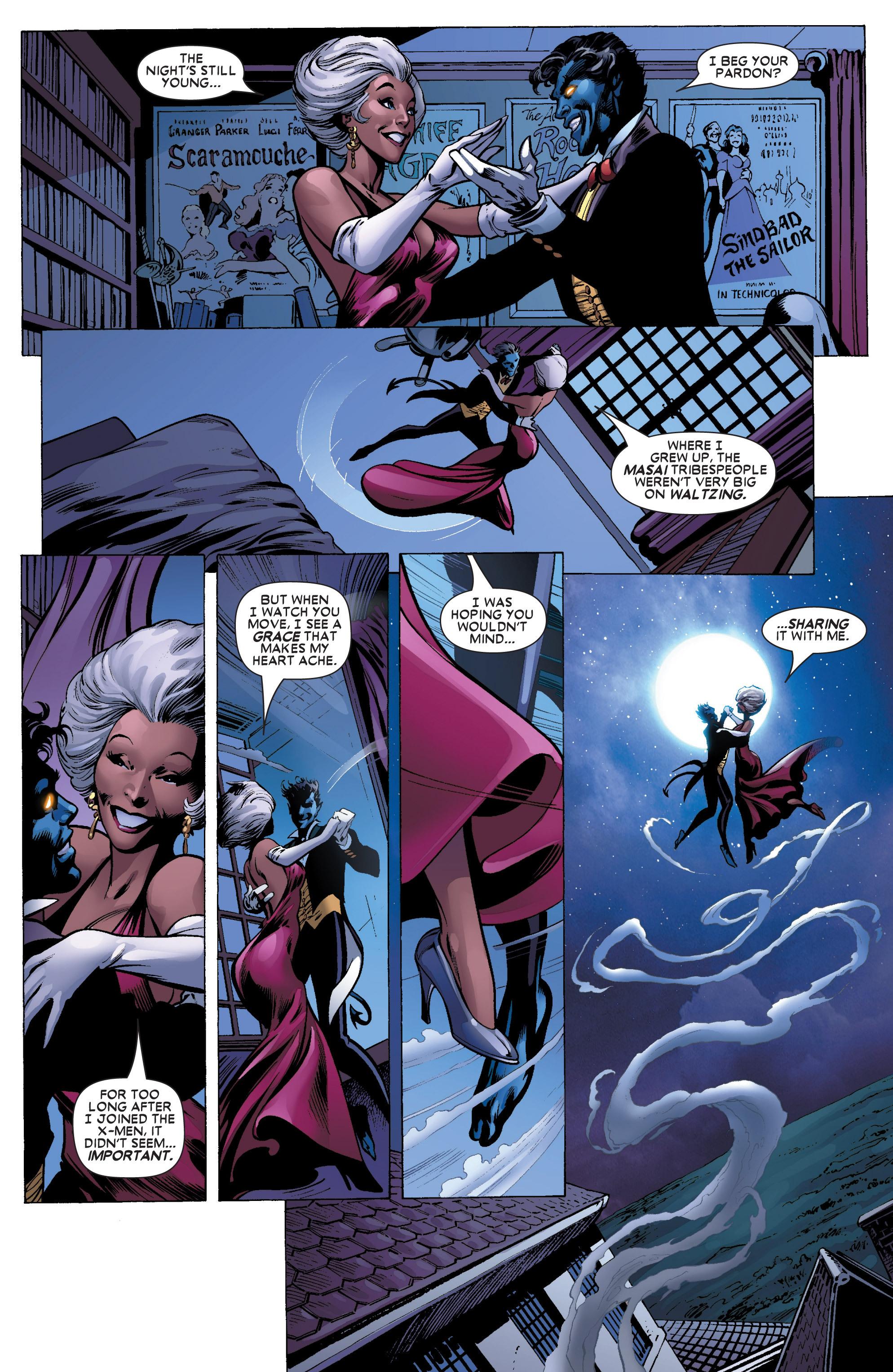 Read online Uncanny X-Men (1963) comic -  Issue #445 - 15