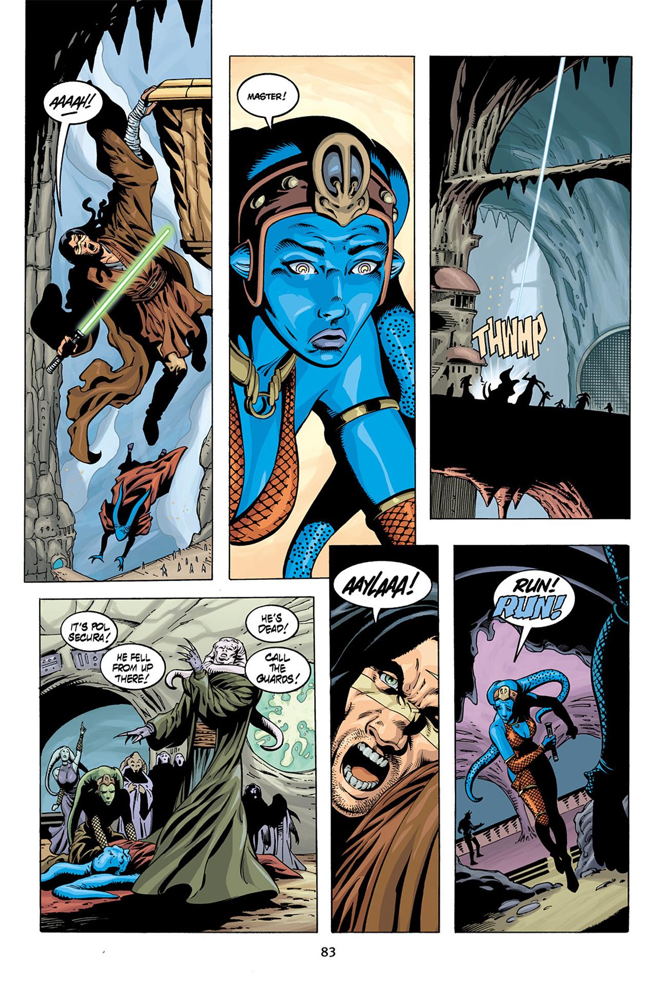 Read online Star Wars Omnibus comic -  Issue # Vol. 15 - 80