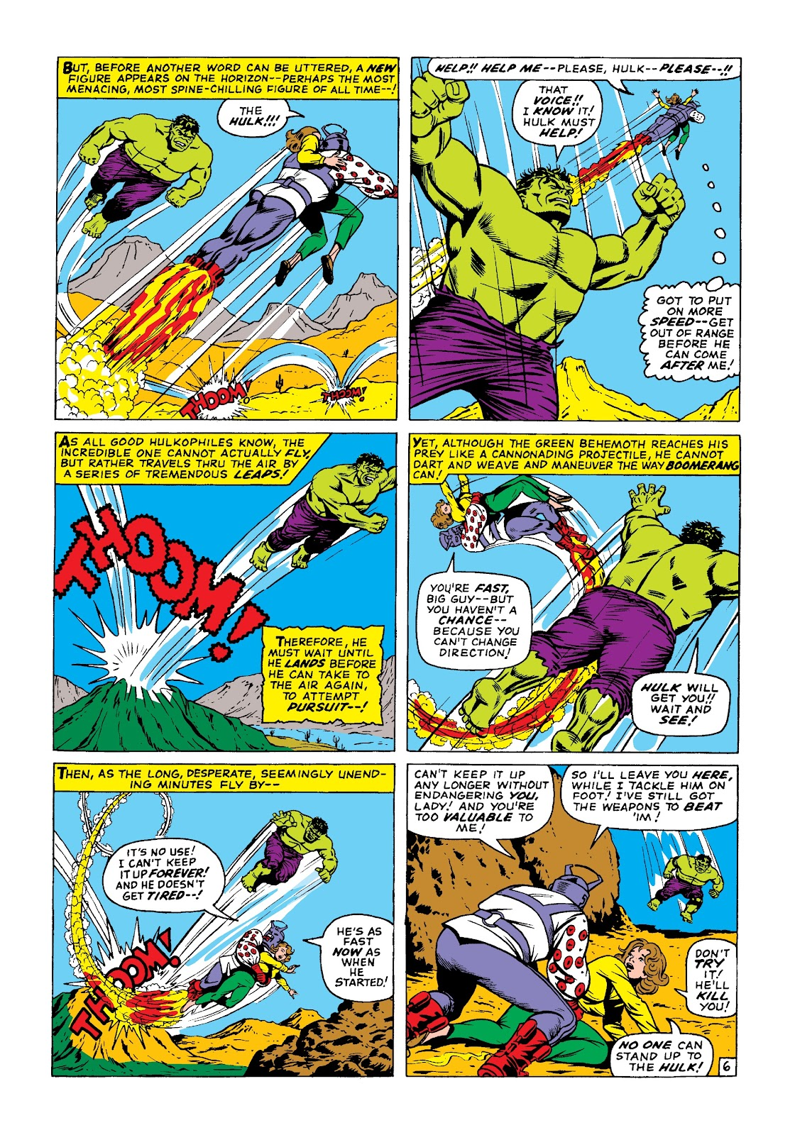 Read online Marvel Masterworks: The Incredible Hulk comic -  Issue # TPB 3 (Part 1) - 35