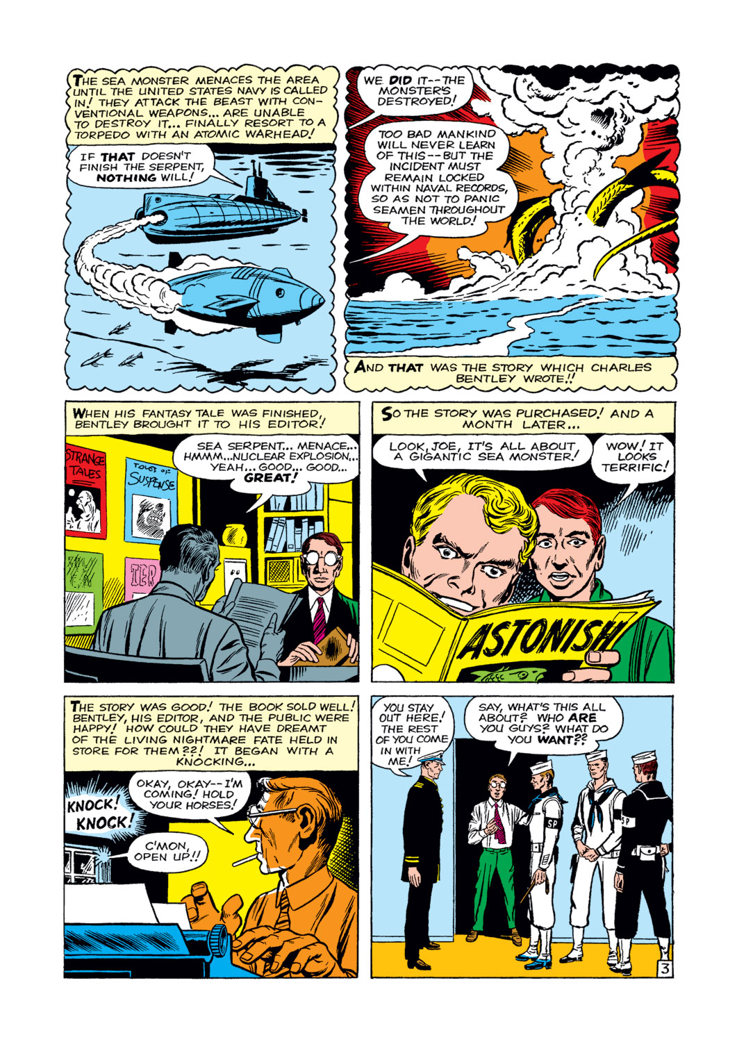 Tales to Astonish (1959) issue 20 - Page 4