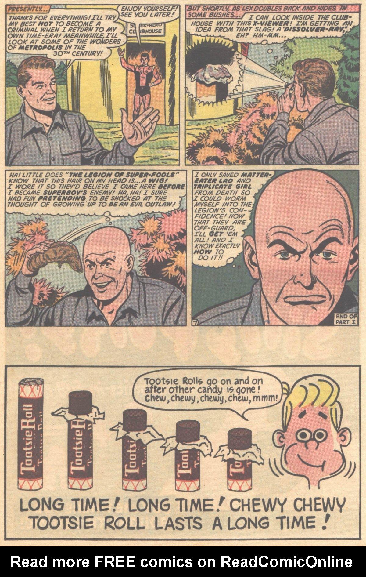 Read online Adventure Comics (1938) comic -  Issue #325 - 9