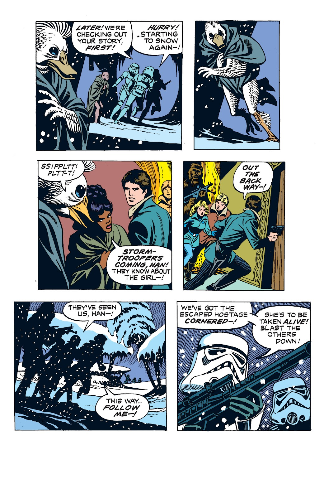 Read online Star Wars Legends: The Newspaper Strips - Epic Collection comic -  Issue # TPB (Part 2) - 86