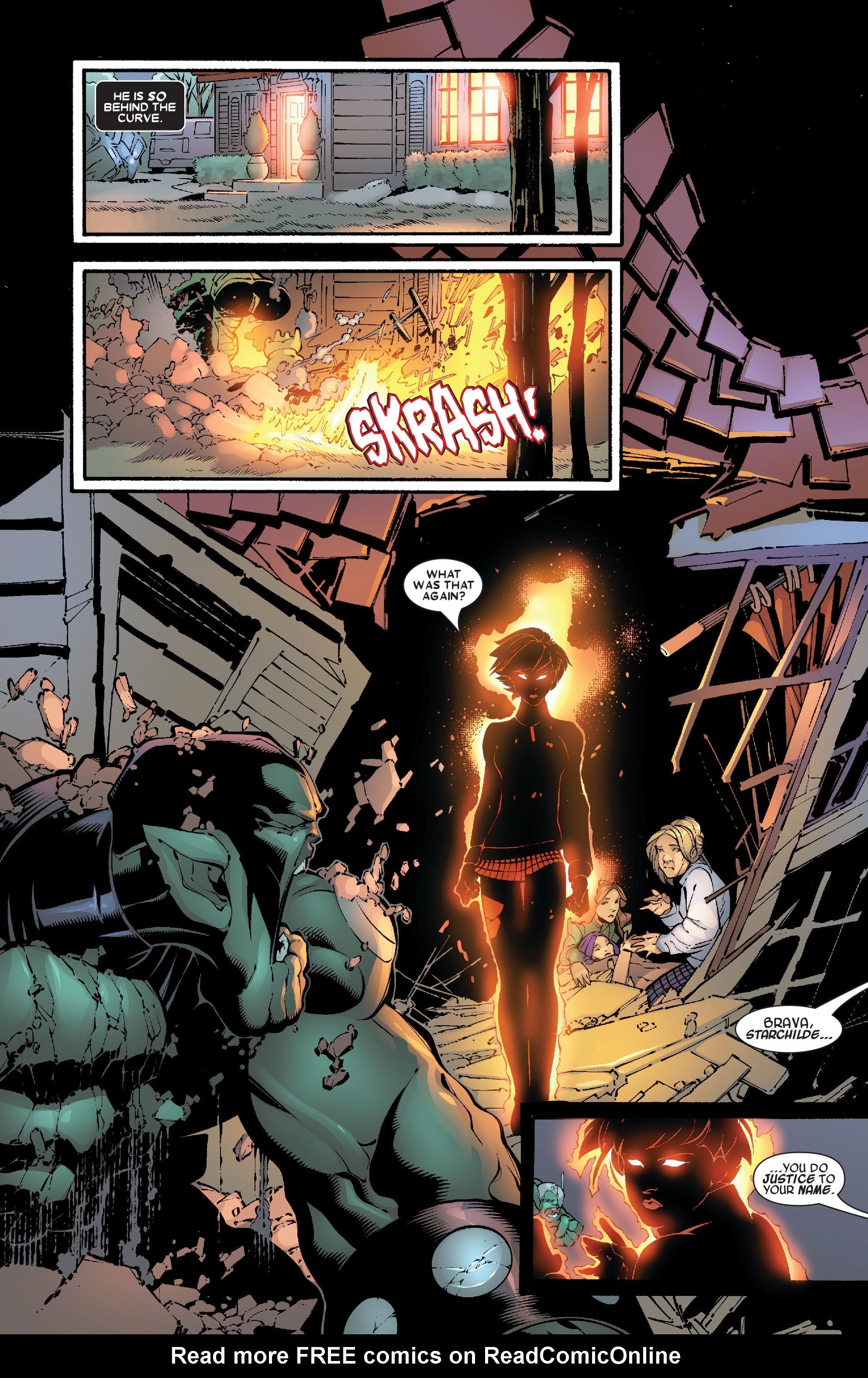 Read online Uncanny X-Men (1963) comic -  Issue #468 - 8