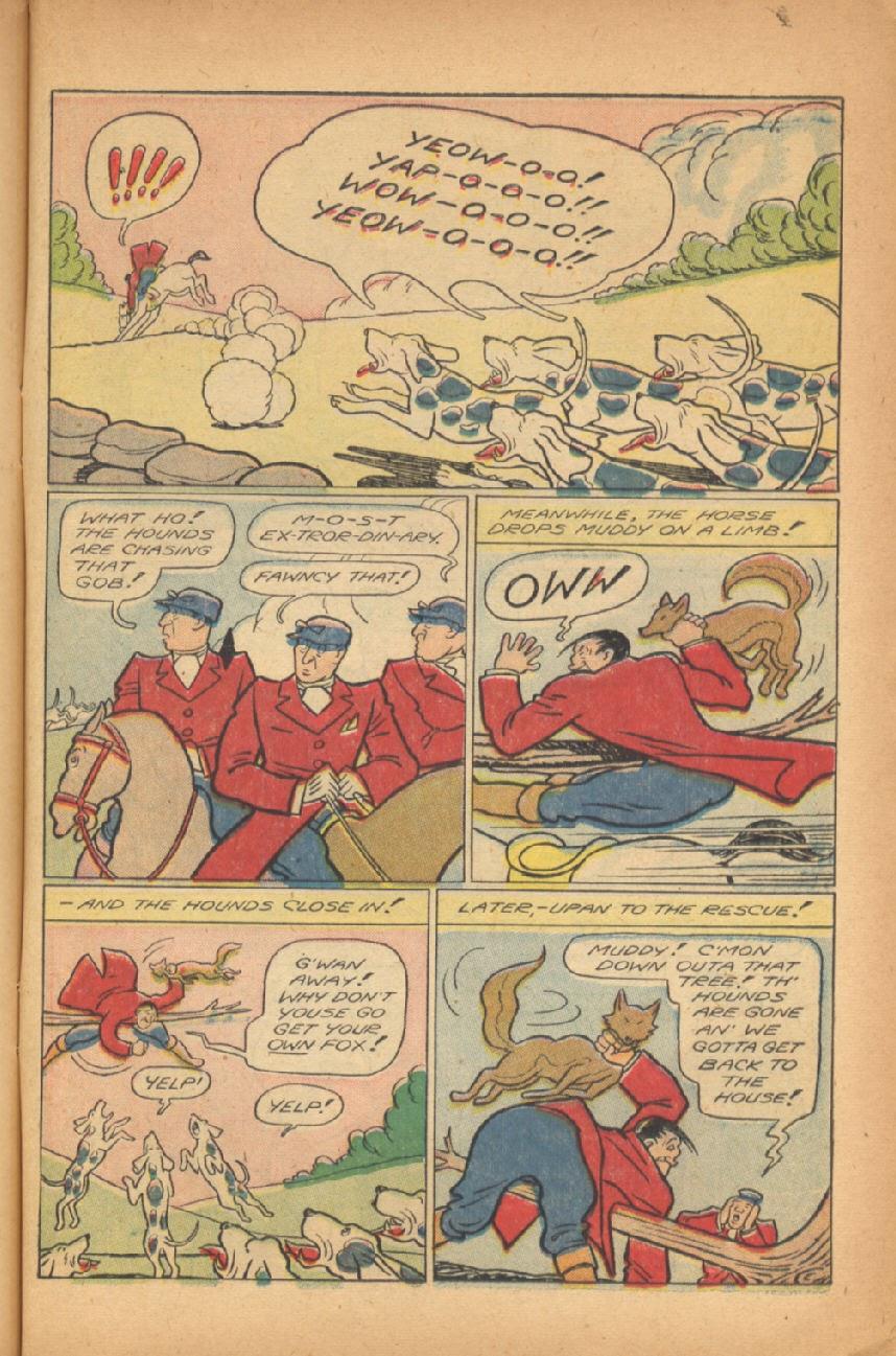 Read online Super-Magician Comics comic -  Issue #47 - 41