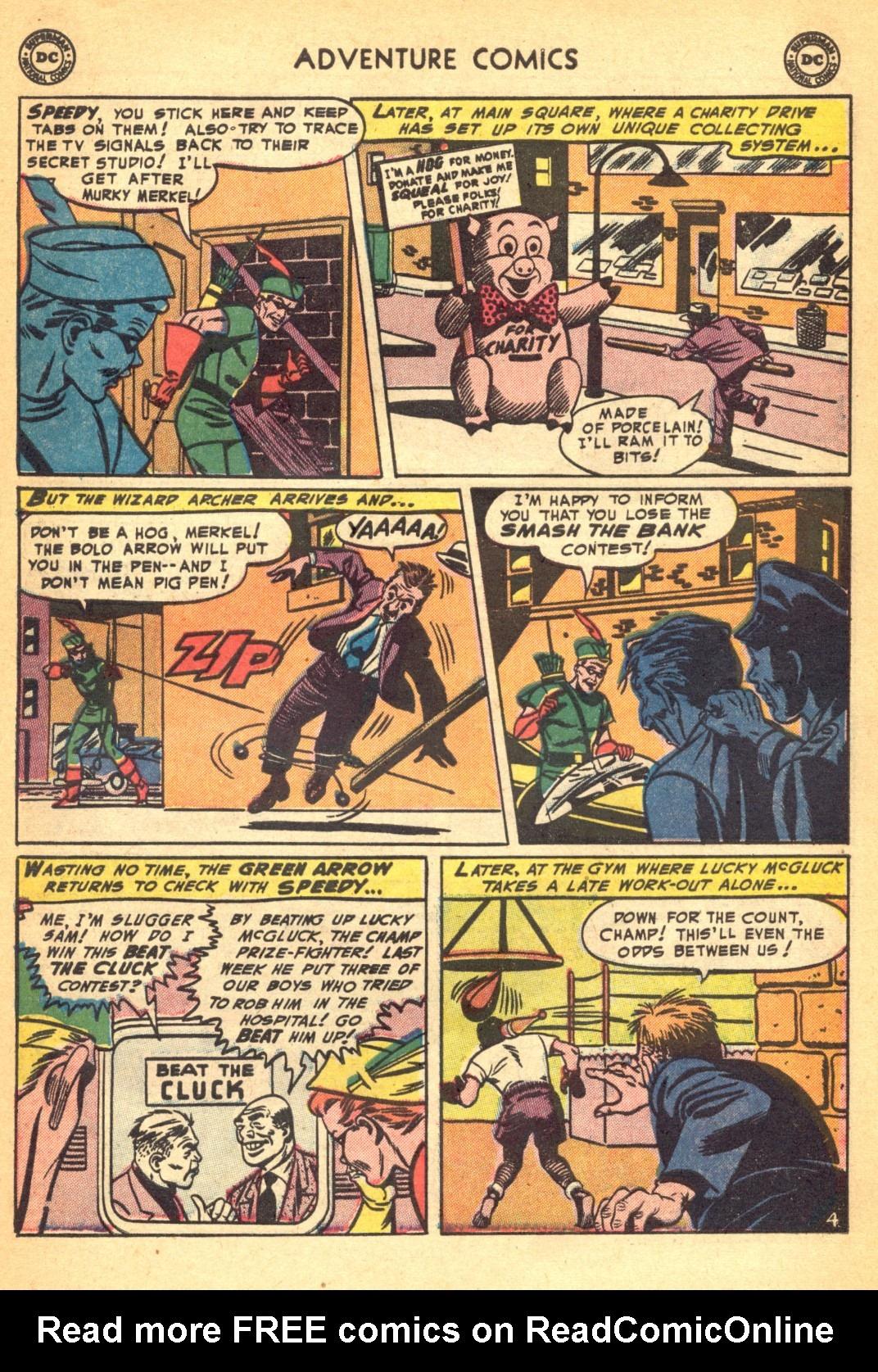 Read online Adventure Comics (1938) comic -  Issue #202 - 37