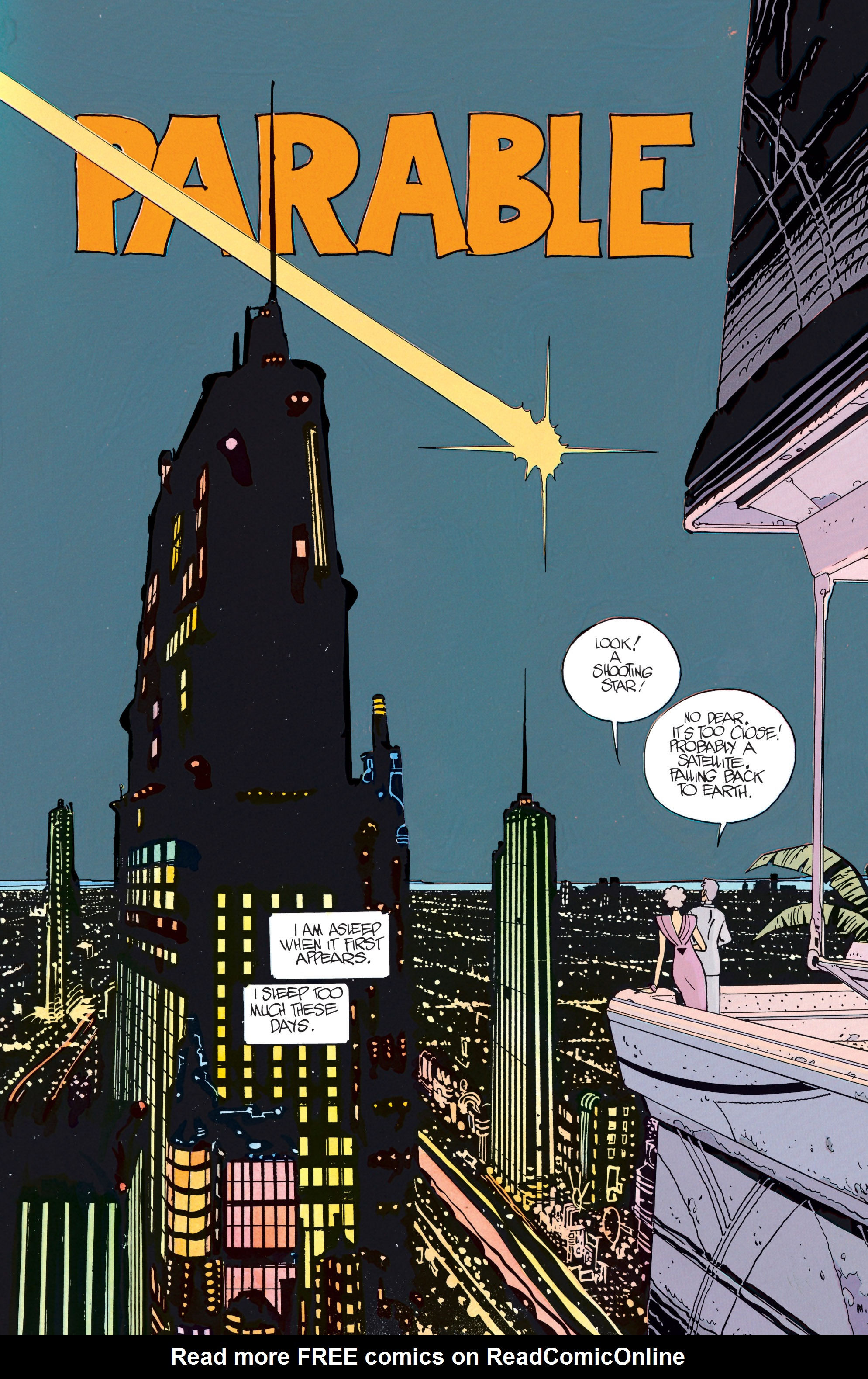 Read online Silver Surfer: Parable comic -  Issue # TPB - 5