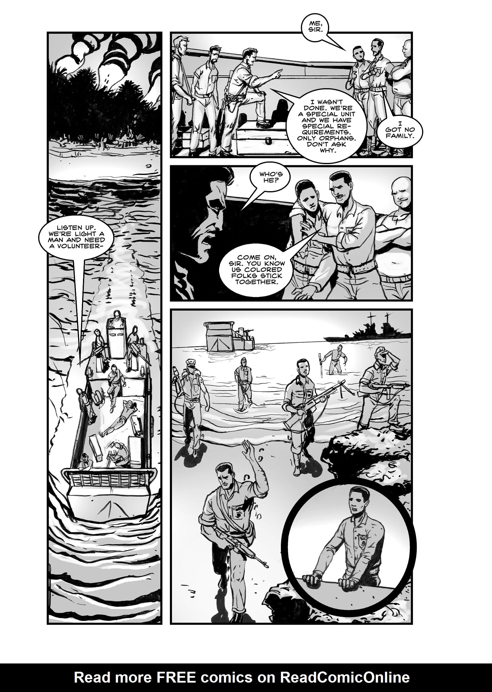 Read online FUBAR comic -  Issue #2 - 203