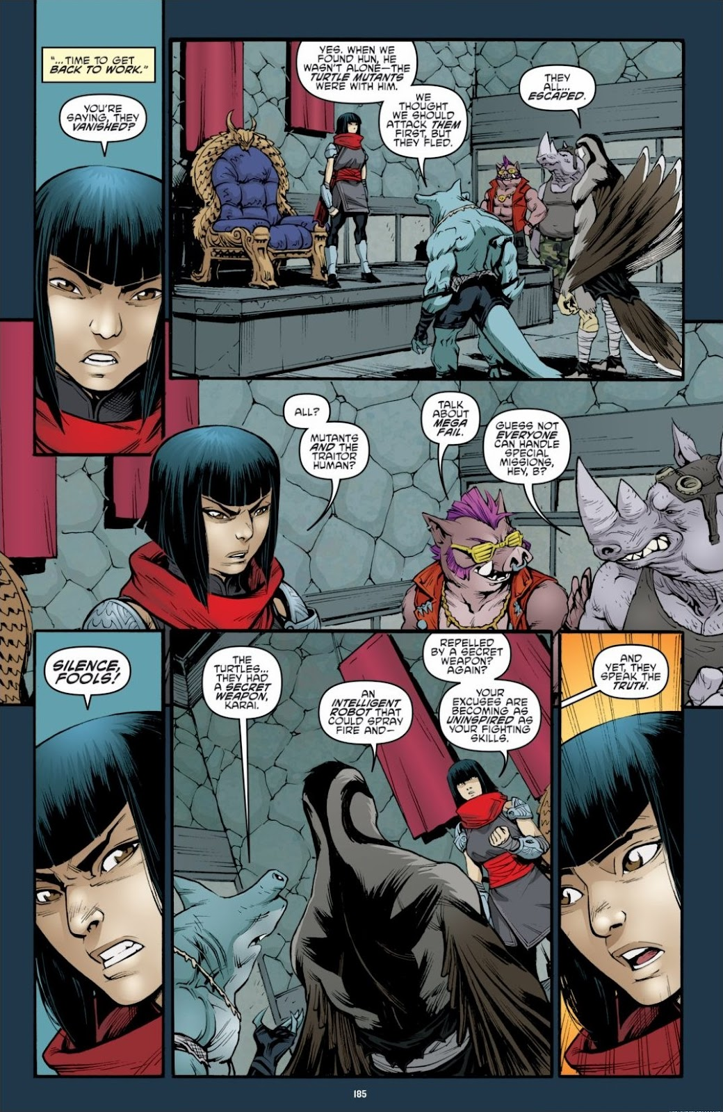 Read online Teenage Mutant Ninja Turtles: The IDW Collection comic -  Issue # TPB 6 (Part 2) - 83