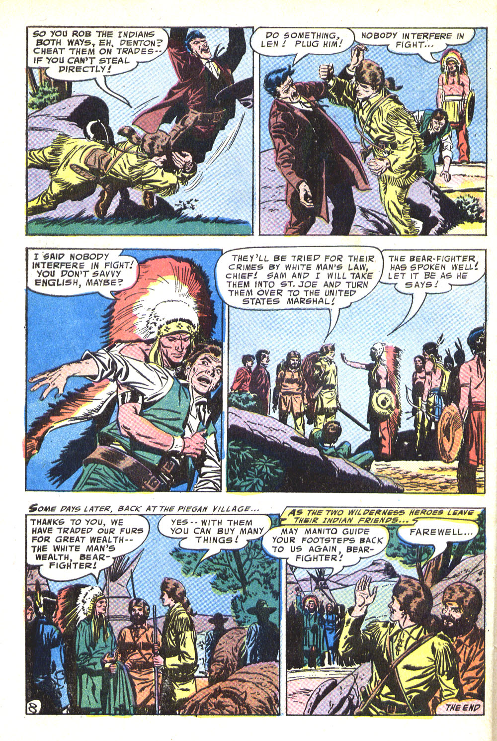 Read online All-Star Western (1970) comic -  Issue #8 - 48