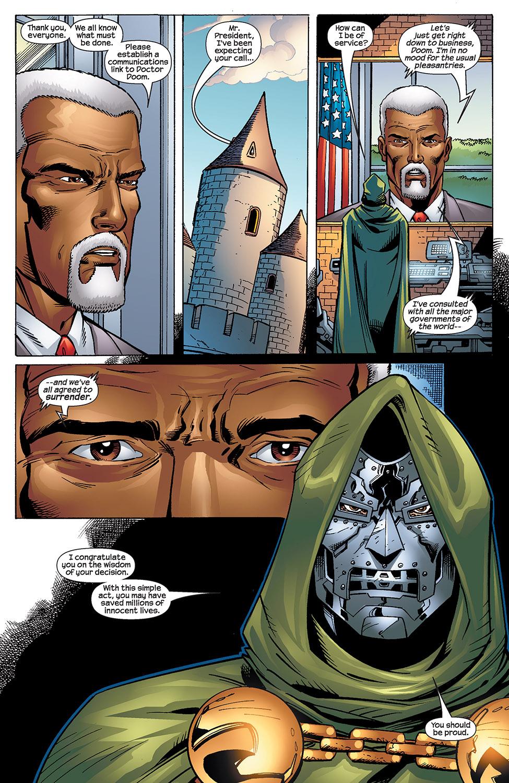 Read online Fantastic Five (2007) comic -  Issue #4 - 21