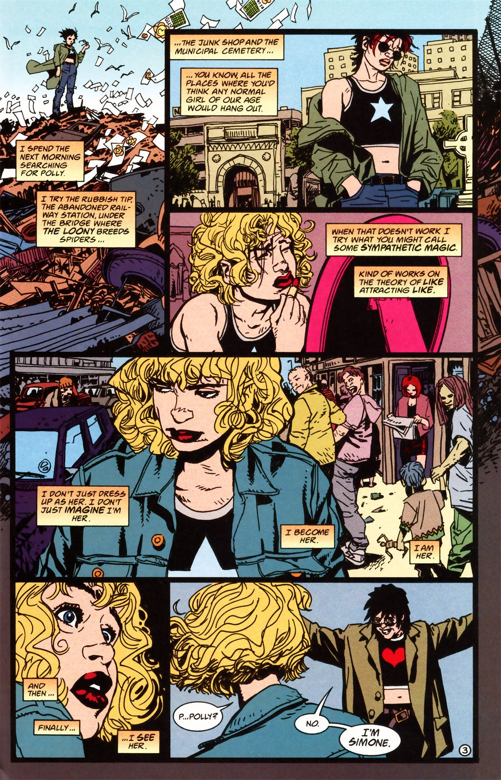 Read online Girl comic -  Issue #2 - 6