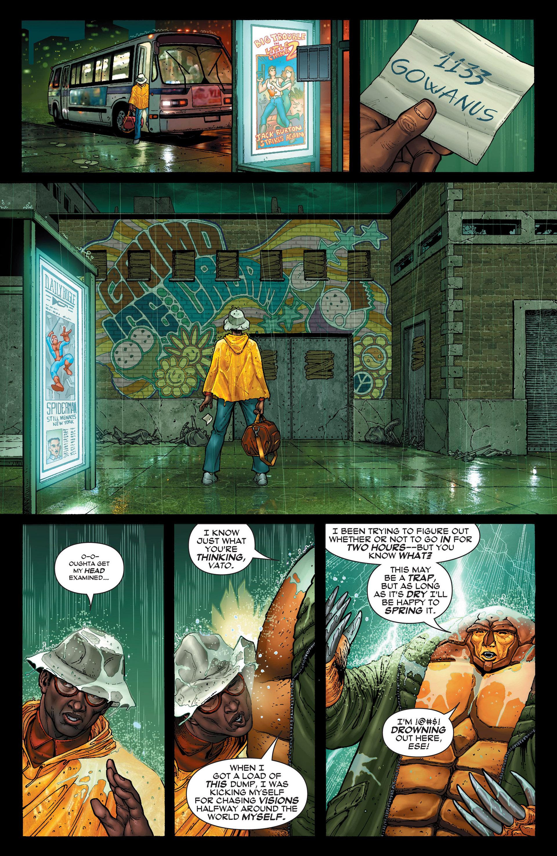 Read online Super-Villain Team-Up/MODOK's 11 comic -  Issue #1 - 15