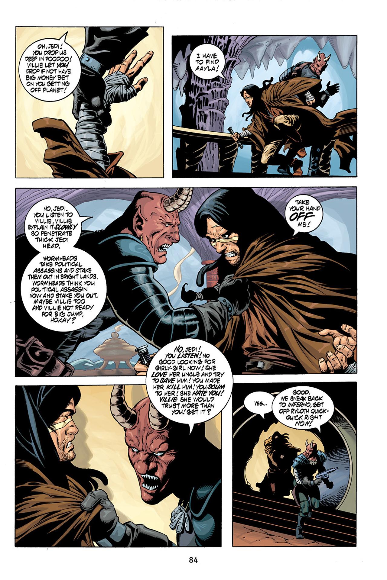 Read online Star Wars Omnibus comic -  Issue # Vol. 15 - 81