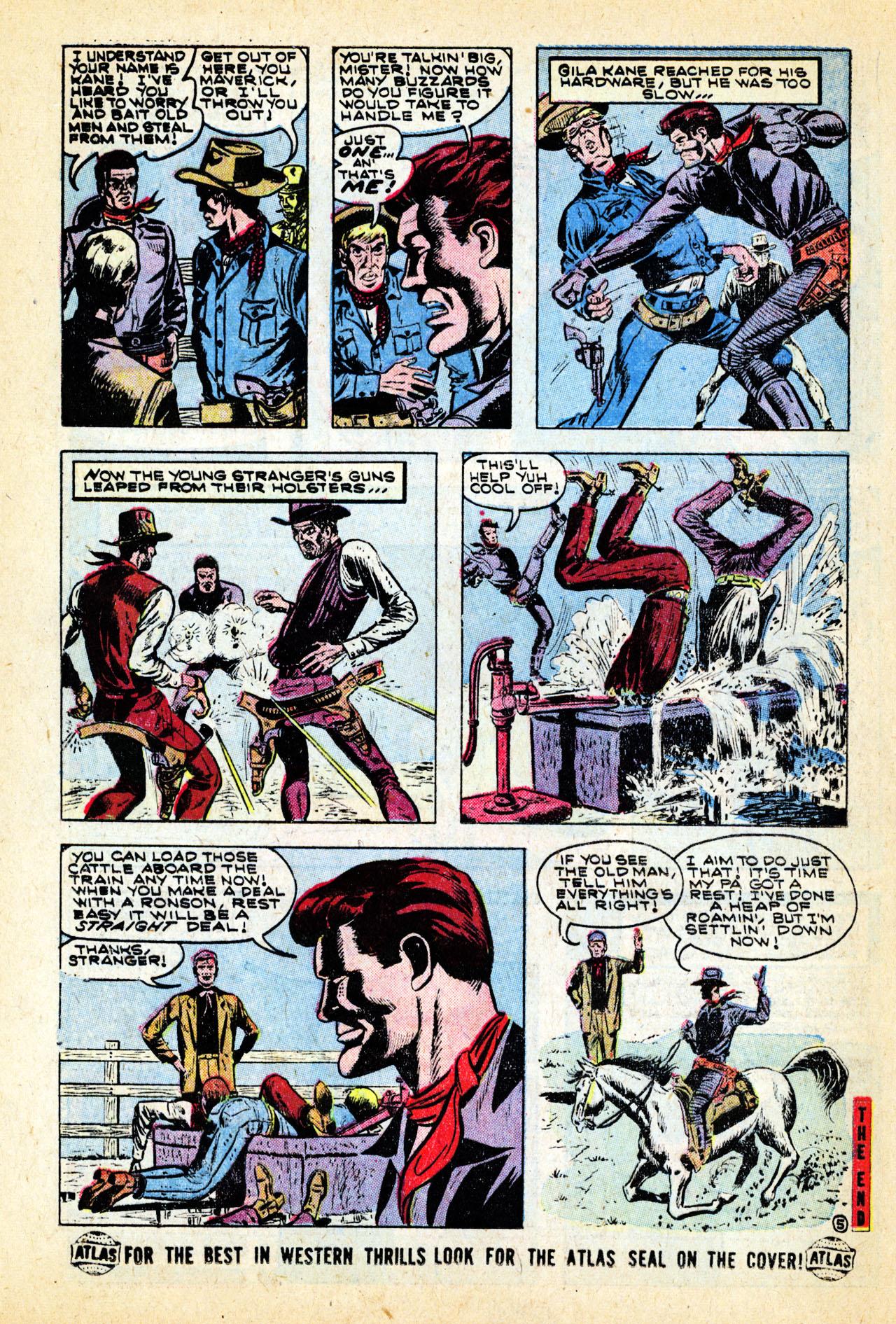 Read online Two-Gun Kid comic -  Issue #26 - 23
