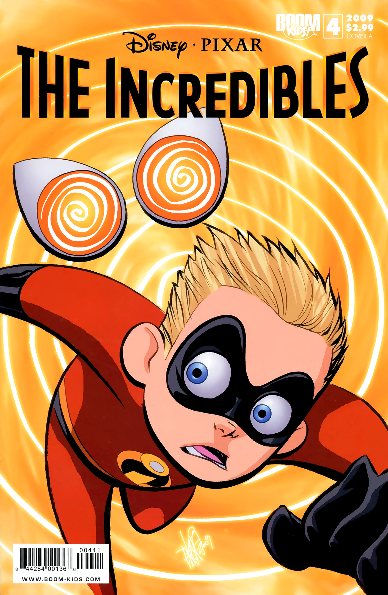 The Incredibles (2009) 4 Page 1