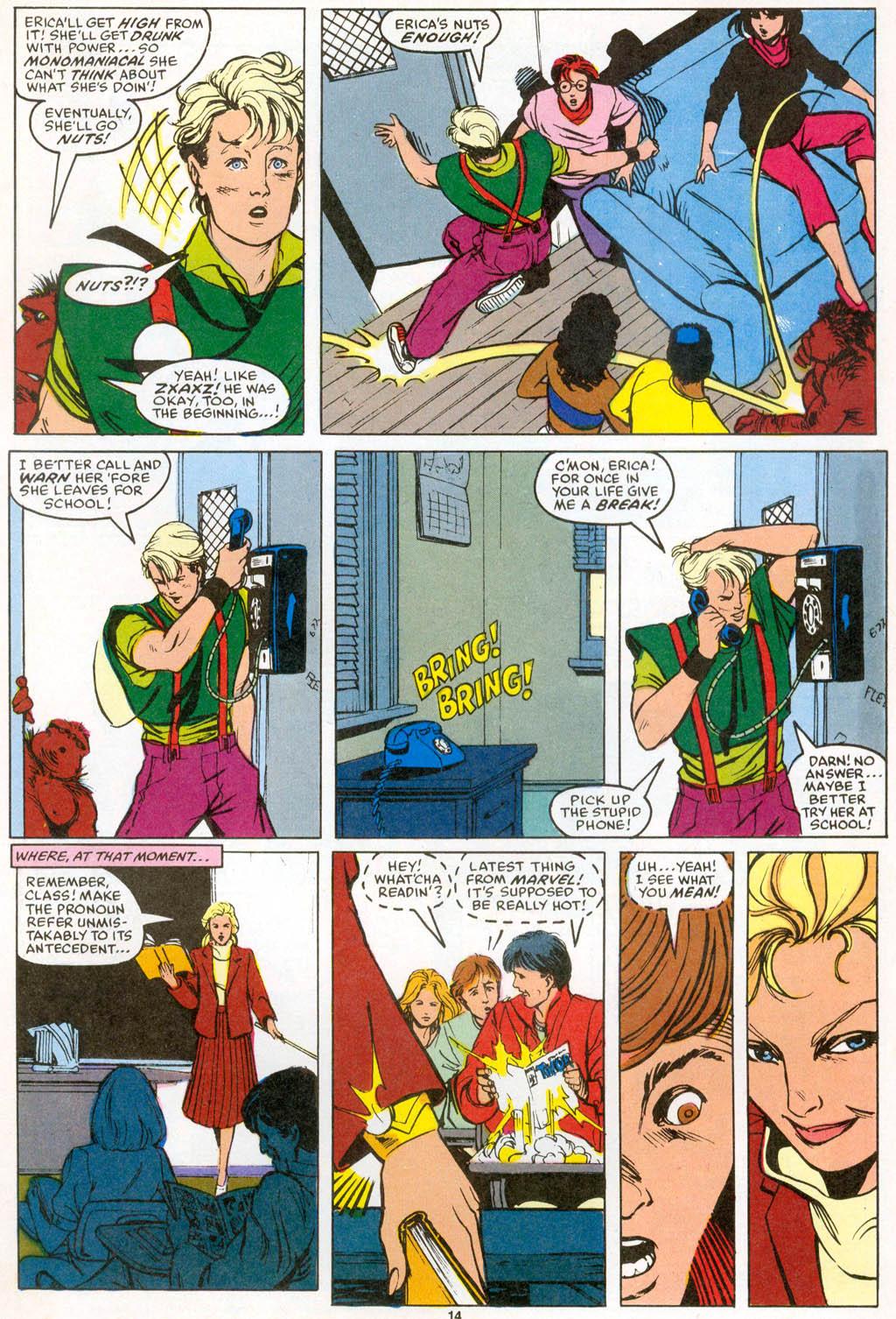 Spellbound (1988) issue 2 - Page 15