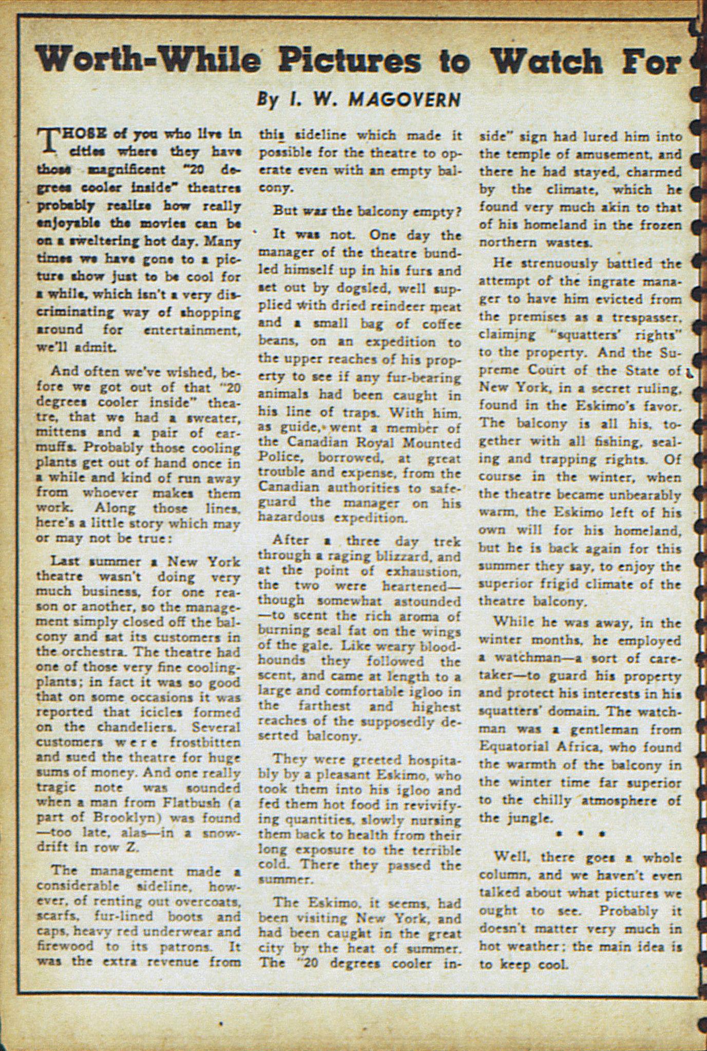 Read online Adventure Comics (1938) comic -  Issue #18 - 49