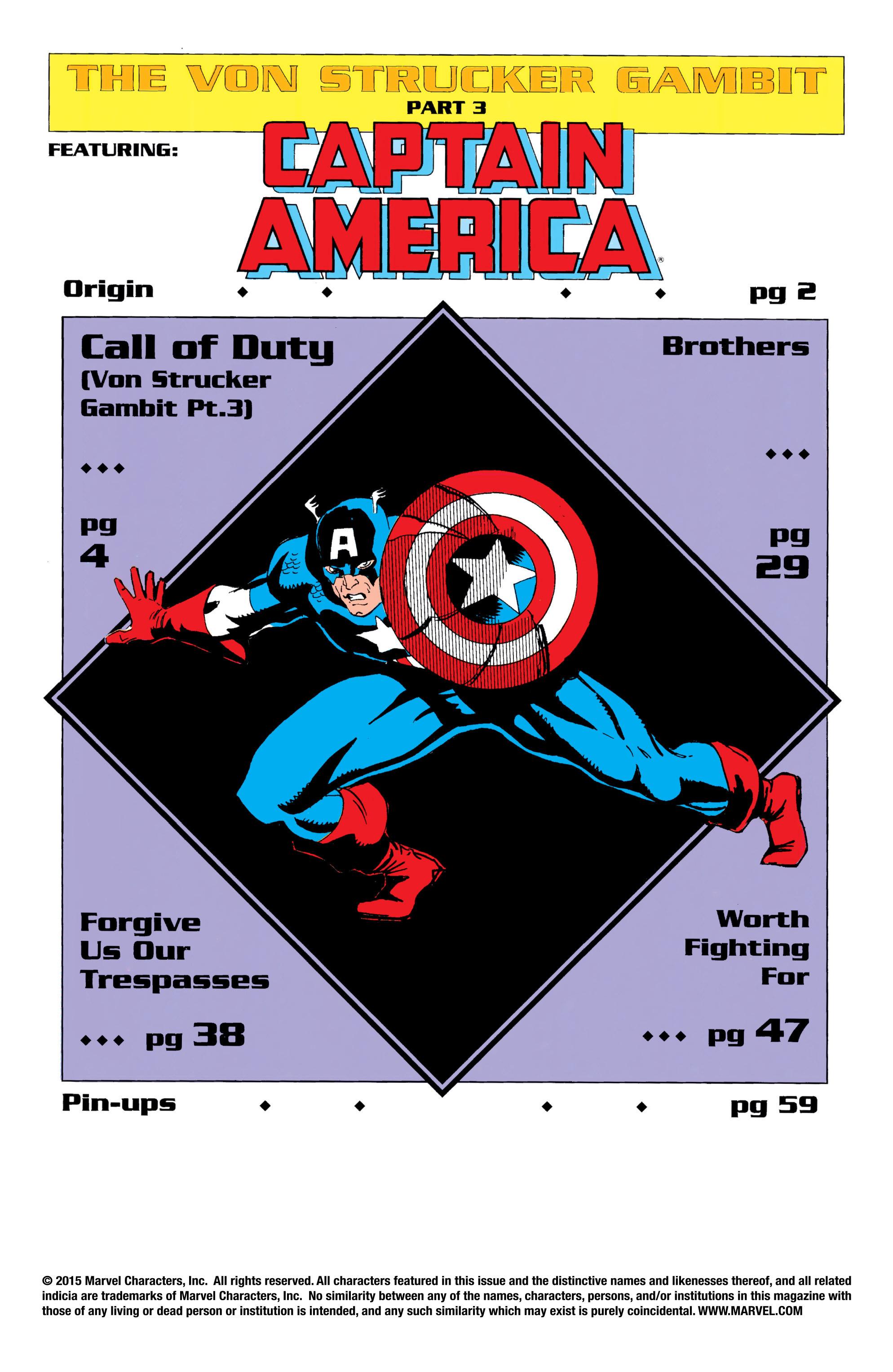 Read online Captain America (1968) comic -  Issue # _Annual 10 - 2