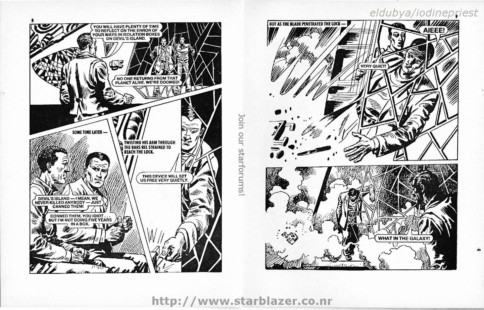 Starblazer issue 208 - Page 6