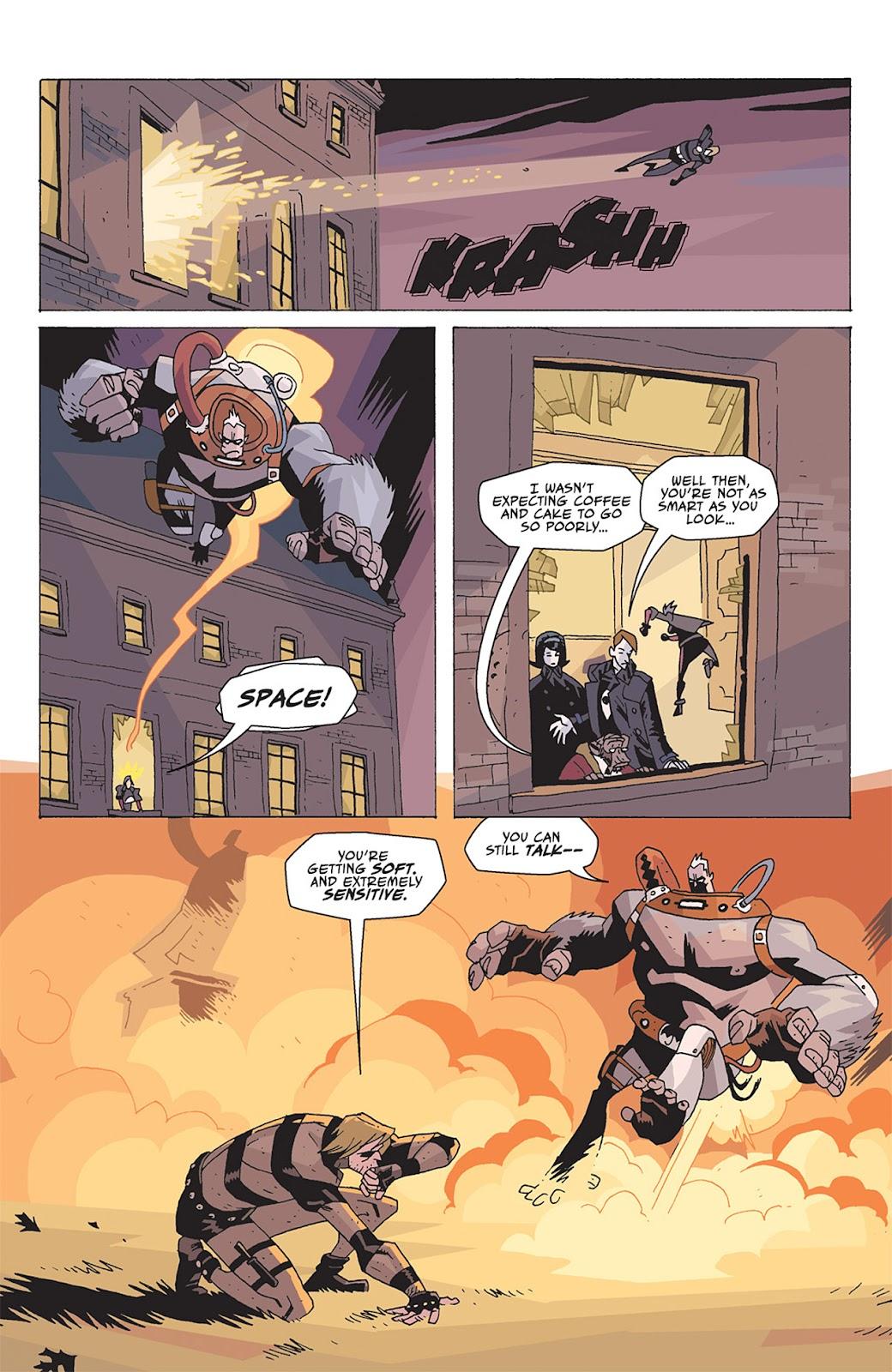 The Umbrella Academy: Apocalypse Suite issue 2 - Page 19