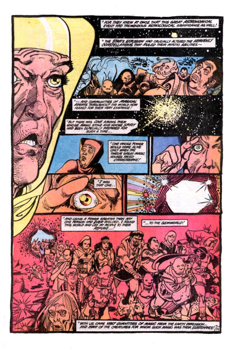 Read online Amethyst, Princess of Gemworld comic -  Issue #8 - 15
