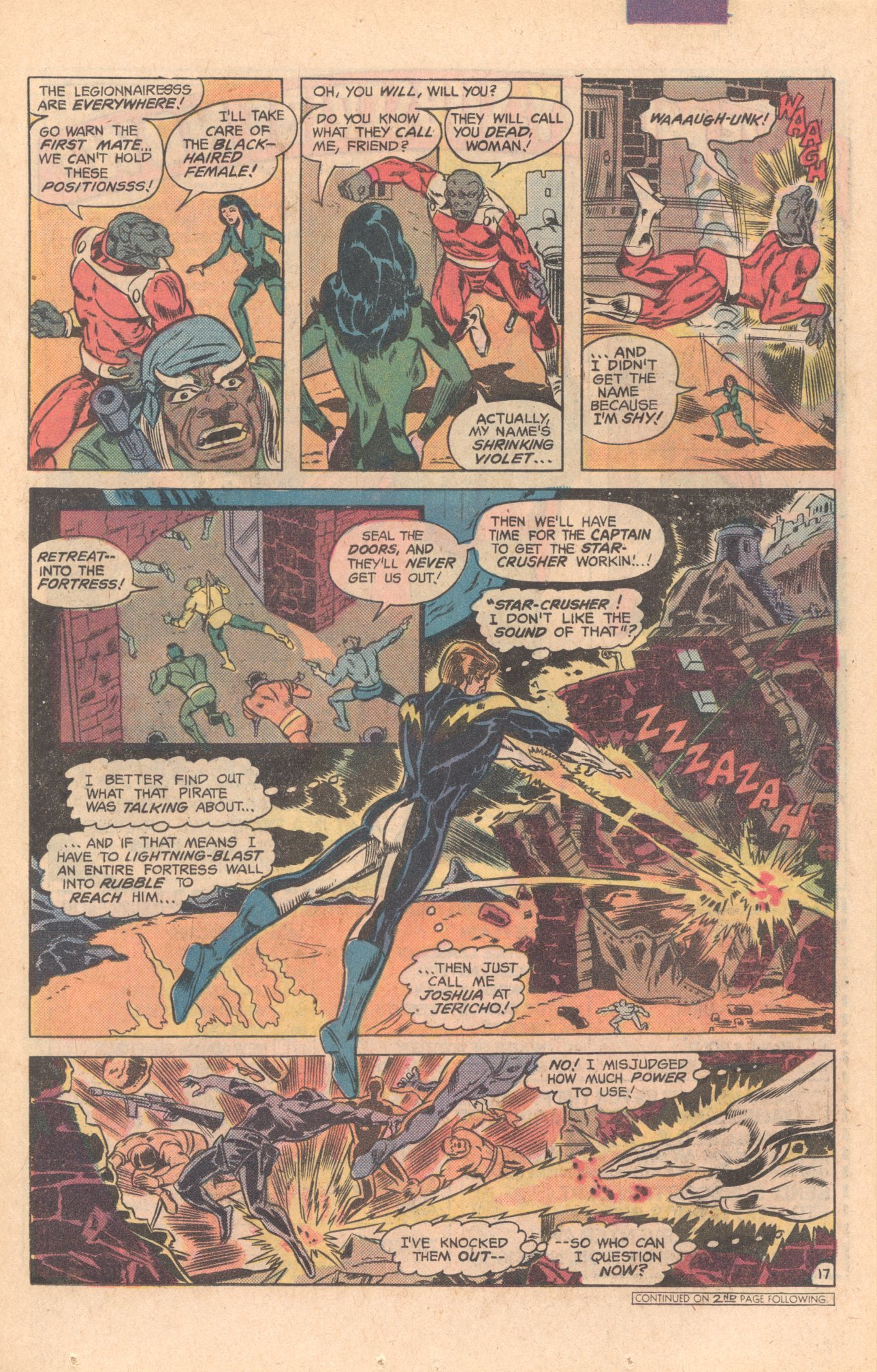 Legion of Super-Heroes (1980) 275 Page 17
