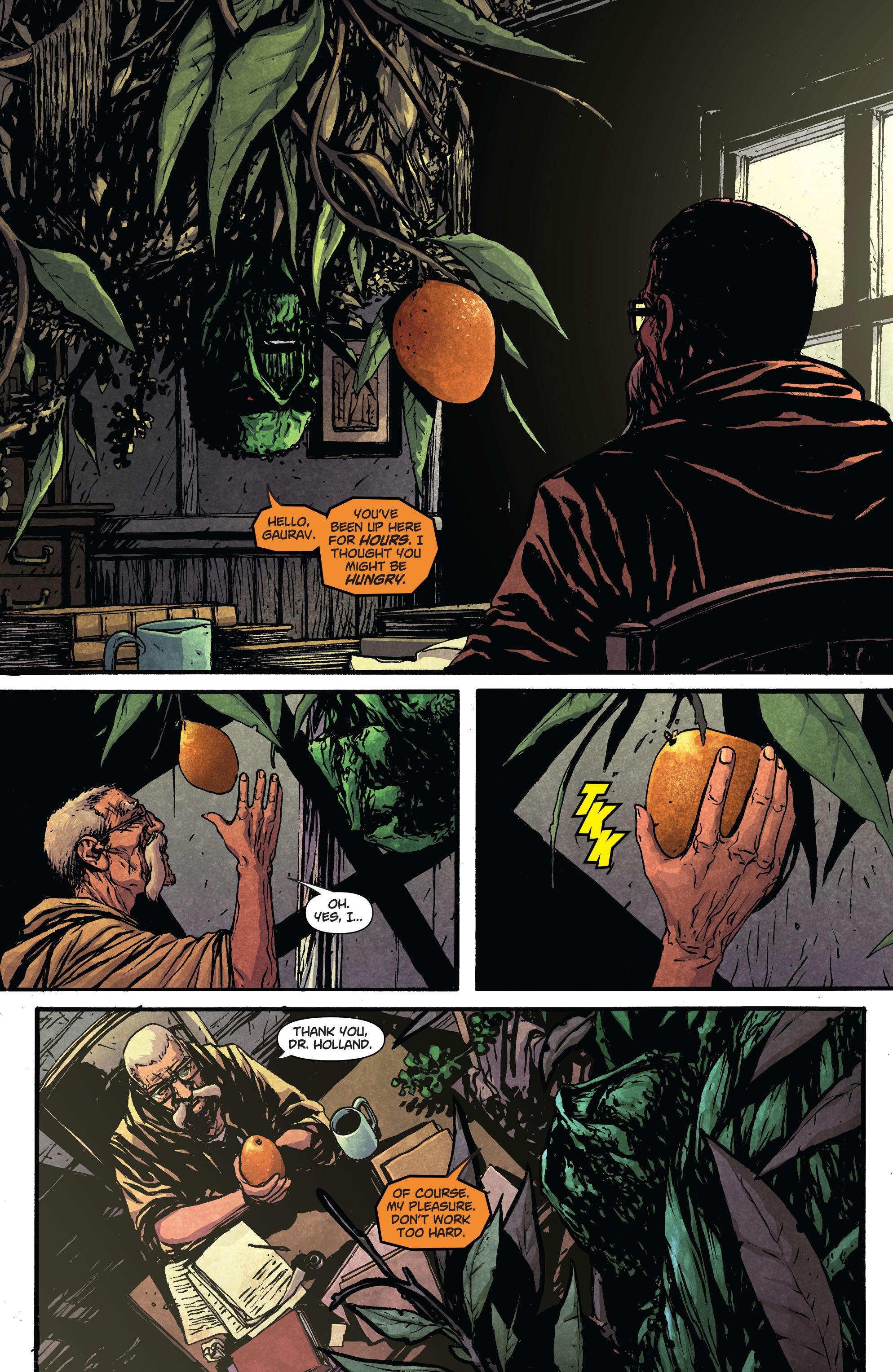 Read online Secret Origins (2014) comic -  Issue #9 - 12