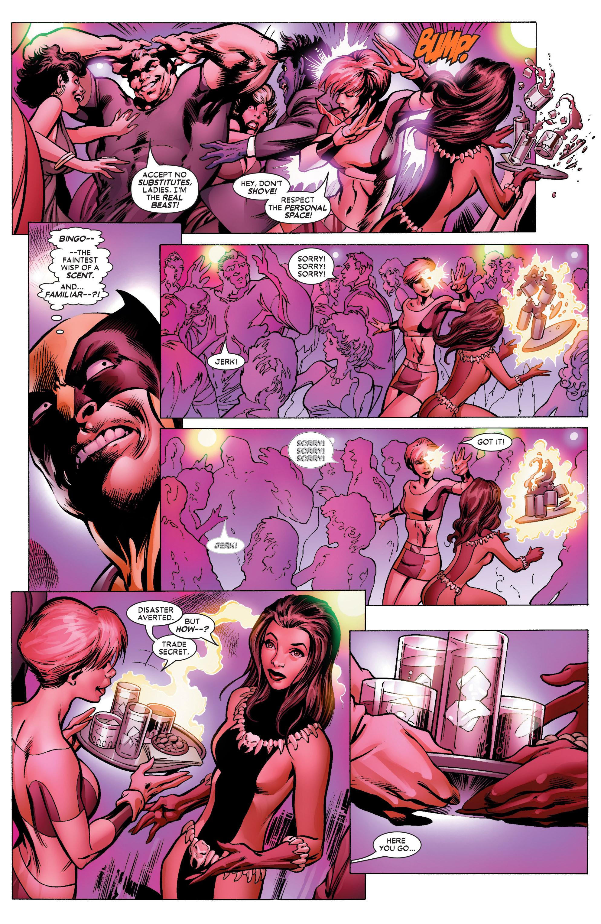 Read online Uncanny X-Men (1963) comic -  Issue #450 - 20