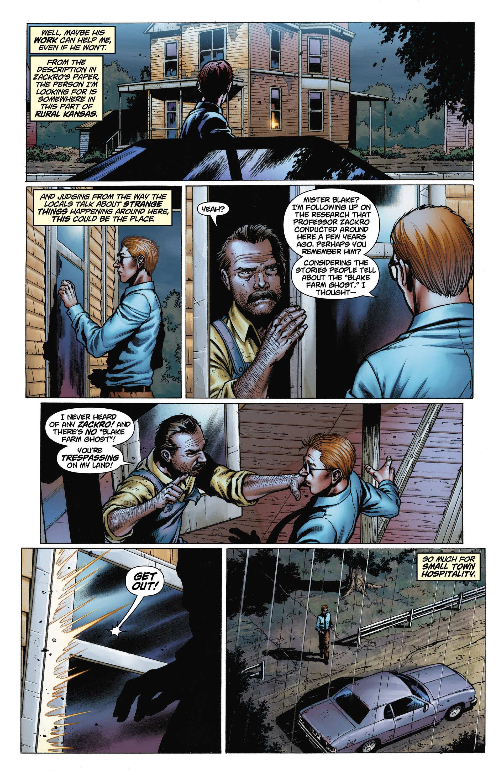 Read online Action Comics (2011) comic -  Issue #0 - 23