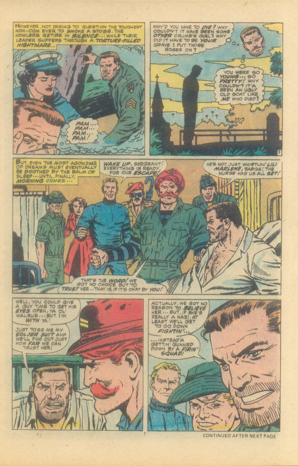 Read online Sgt. Fury comic -  Issue #150 - 9