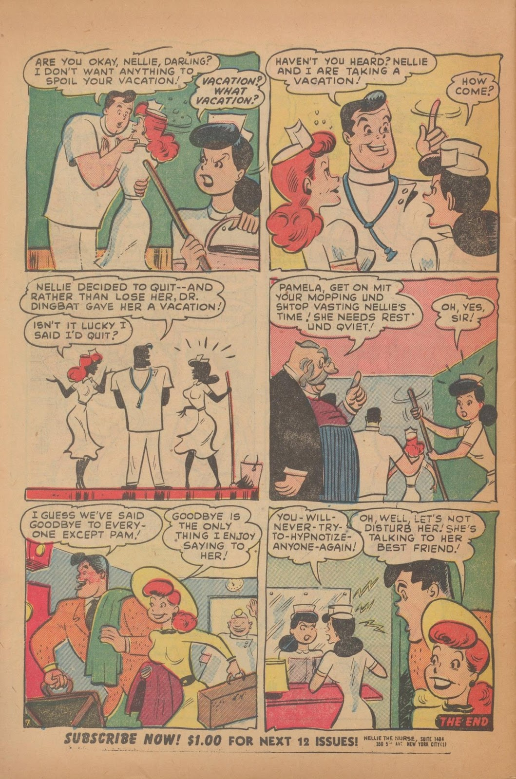 Nellie The Nurse (1945) issue 28 - Page 32